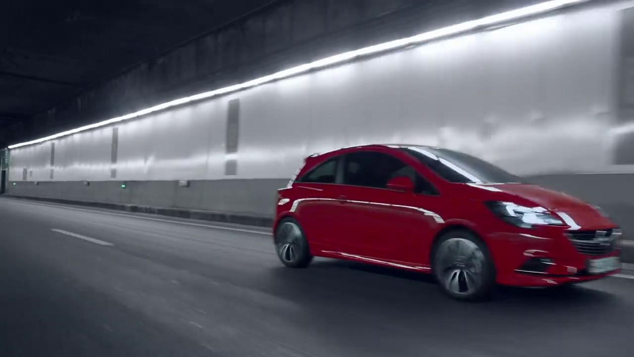 VIDEO: Premium model Opel Corsa