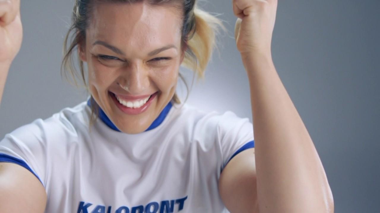 VIDEO: Najuspješnija hrvatska sportašica snimila kampanju za Kalodont