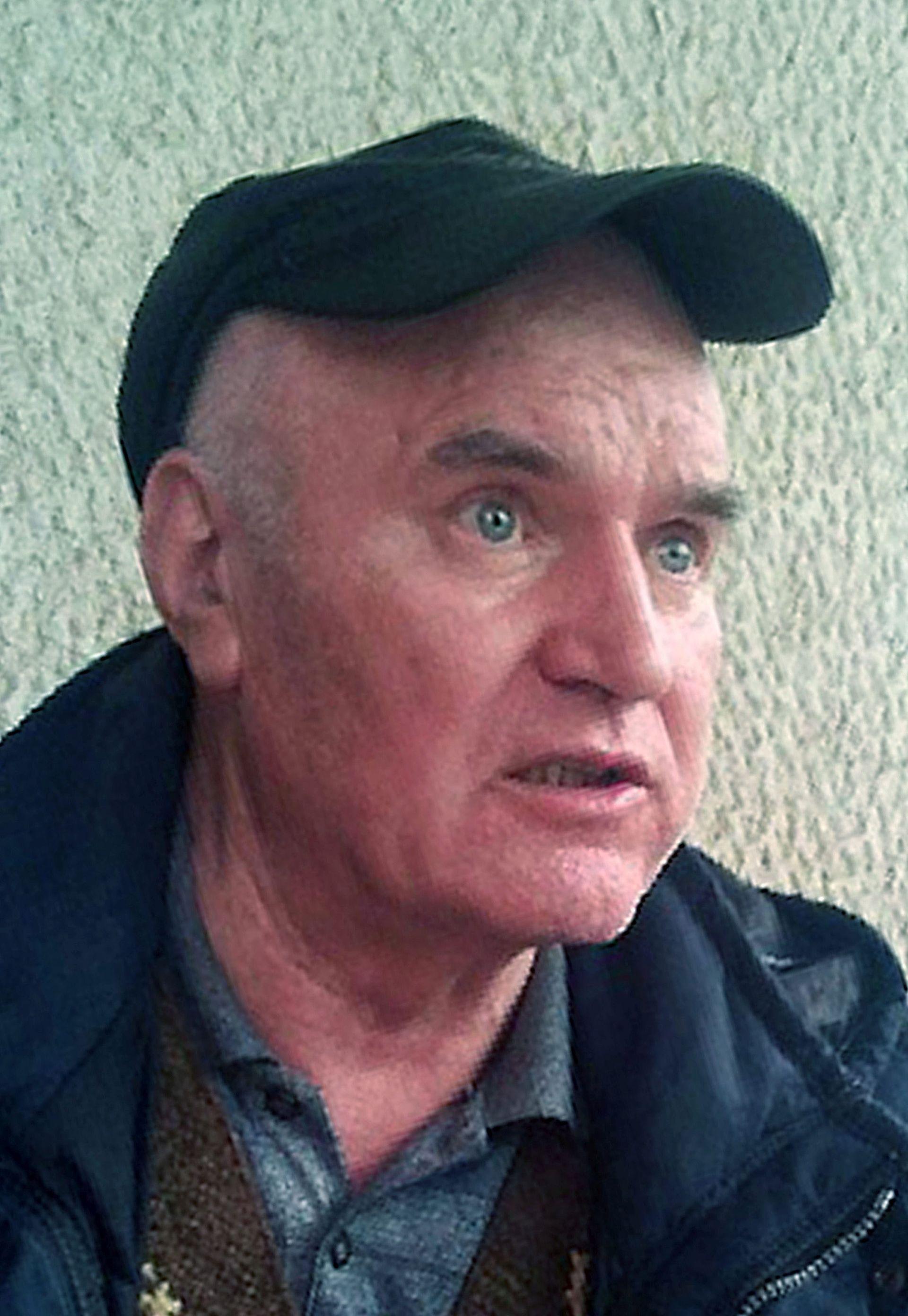 """Mladićevi odvjetnici traže privremenu slobodu za """"balkanskog krvnika"""""""