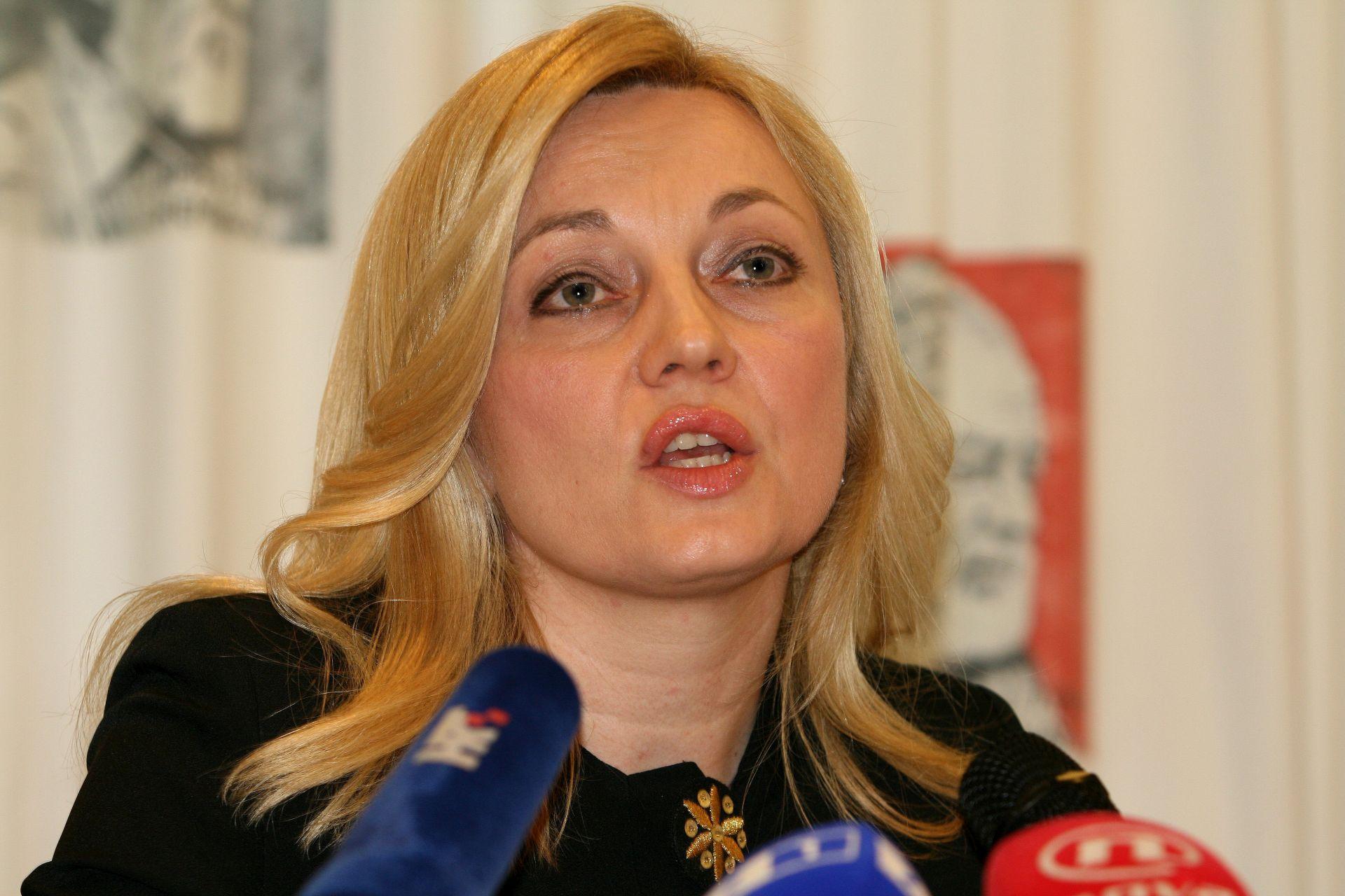 Marijana Petir izbačena iz HSS-a