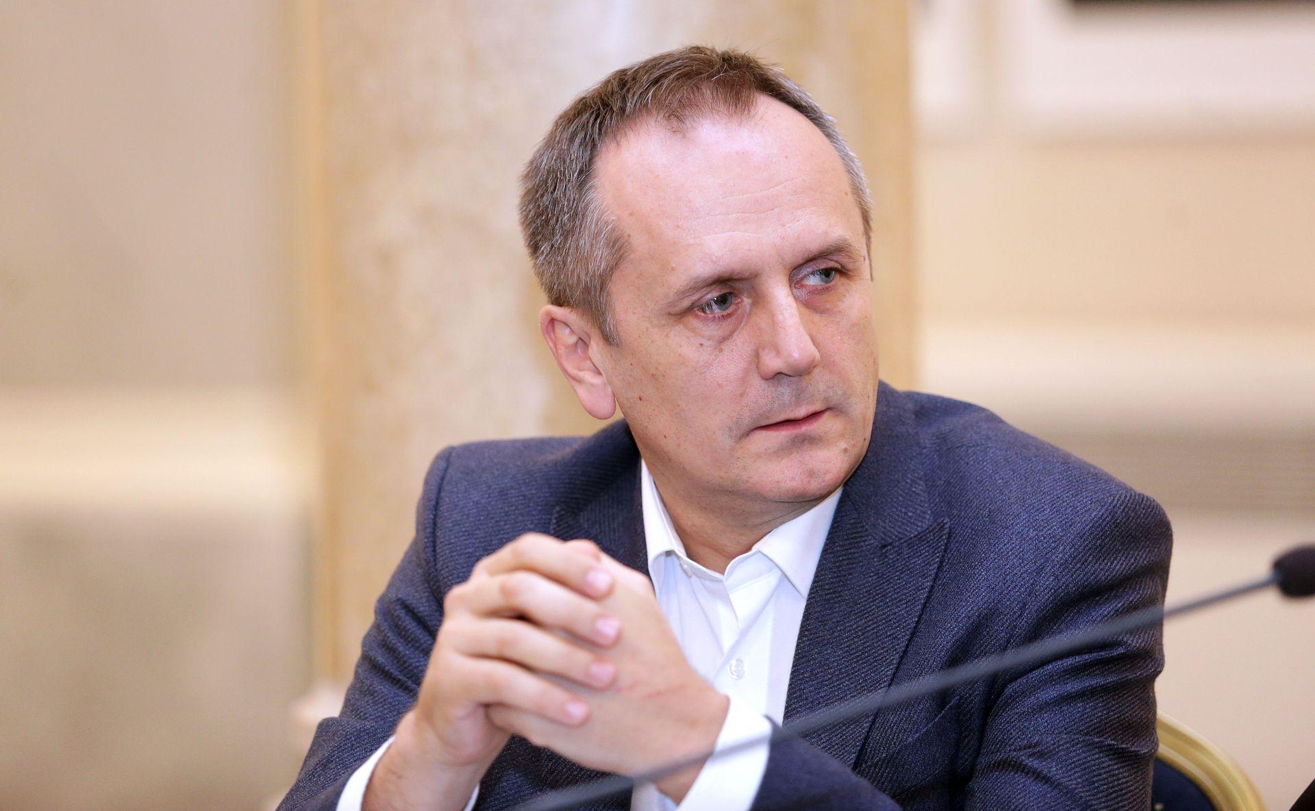 DRAGO PRGOMET: 'HDZ-u su dovoljna dva mjeseca kampanje'
