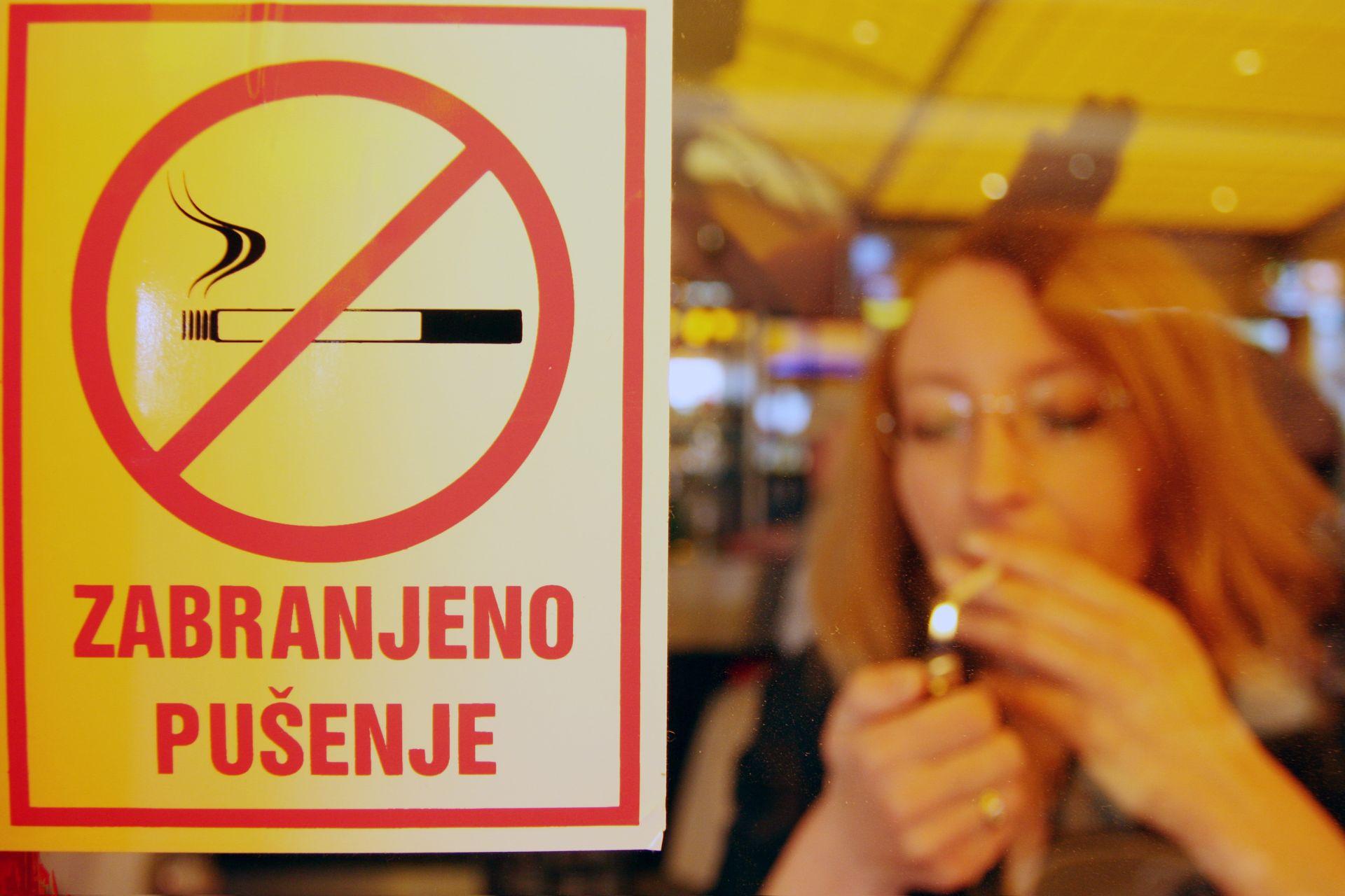 UDAR NA PUŠAČE I UGOSTITELJE: U javnim prostorima će biti zabranjeno i korištenje e-cigareta