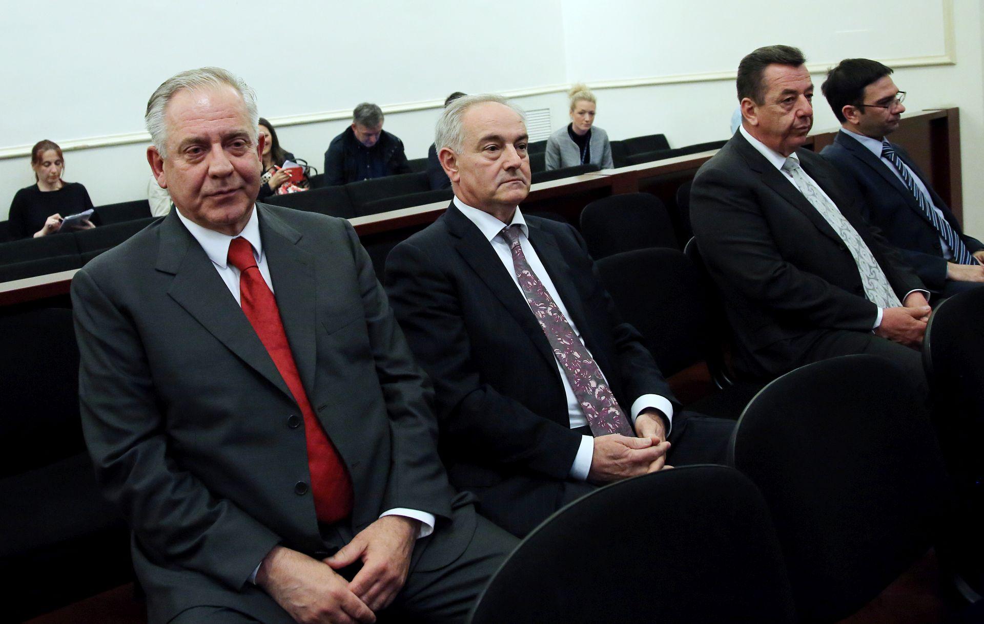 DIOKI Ponovno potvrđena optužnica protiv Sanadera i Ježića