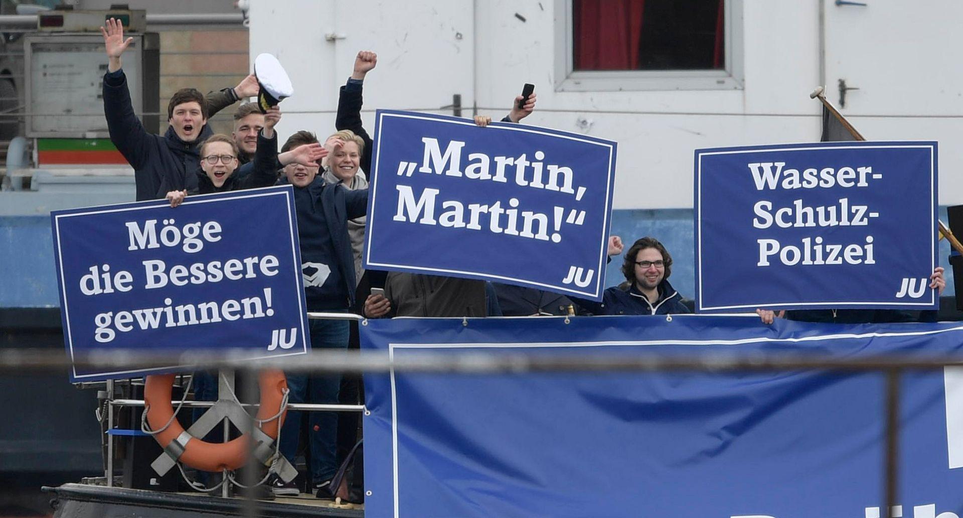 SPD POTVRDIO: Martin Schulz izazivač Angele Merkel na izborima u rujnu