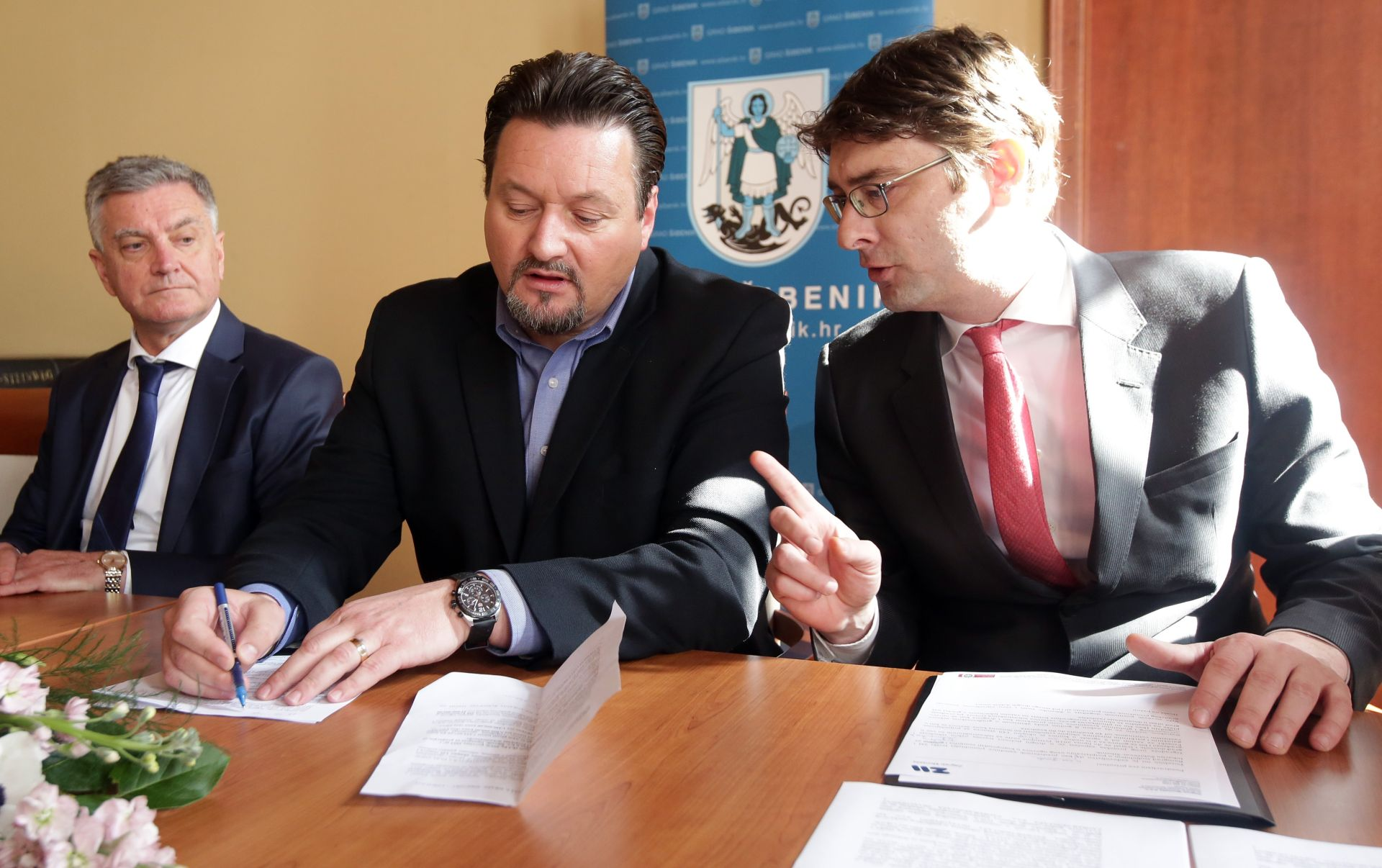 ŠIBENIK Potpisan ugovor o kupnji zemljišta za 148 POS stanova