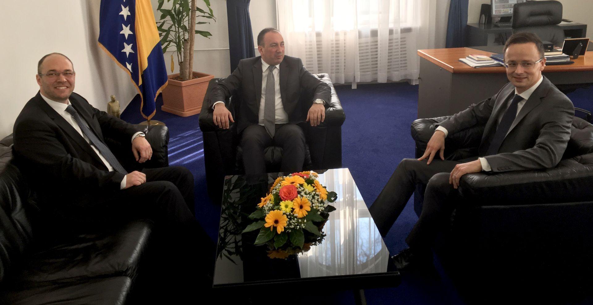 STIER: Hrvatska zajedno s Mađarskom vitalno zainteresirana za stabilnost BiH