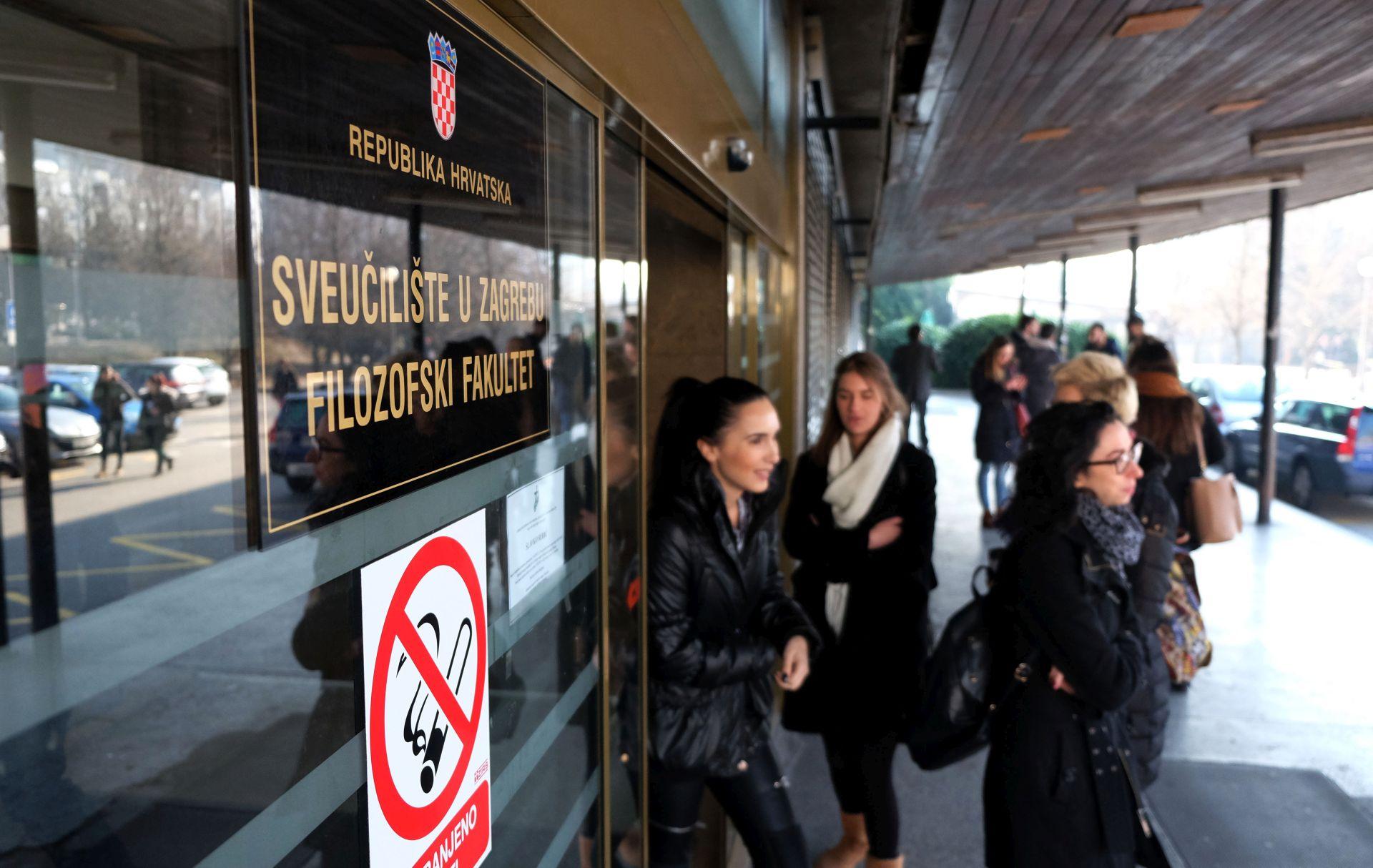 Tri kandidatkinje za dužnost dekana Filozofskog fakulteta Sveučilišta u Zagrebu