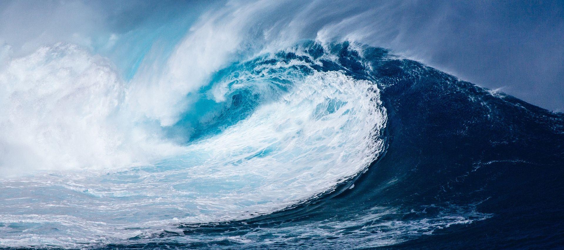 FRANCUSKA Val povukao dvije djevojčice u more, jedna preminula, a druga nestala