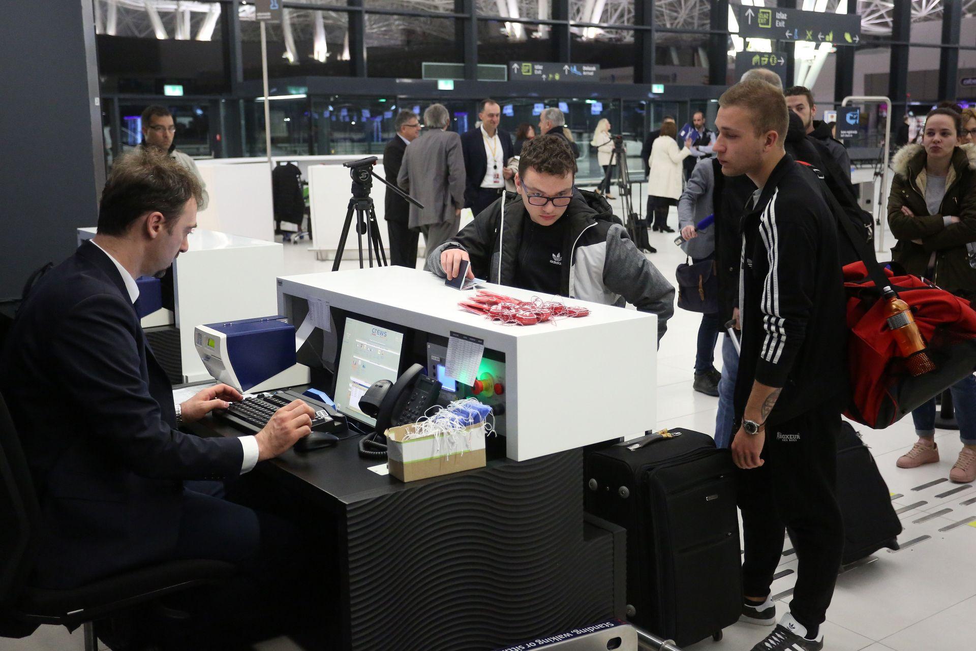 ZAVRŠENA SVA TESTIRANJA: Novi terminal Zračne luke Franjo Tuđman počeo s radom