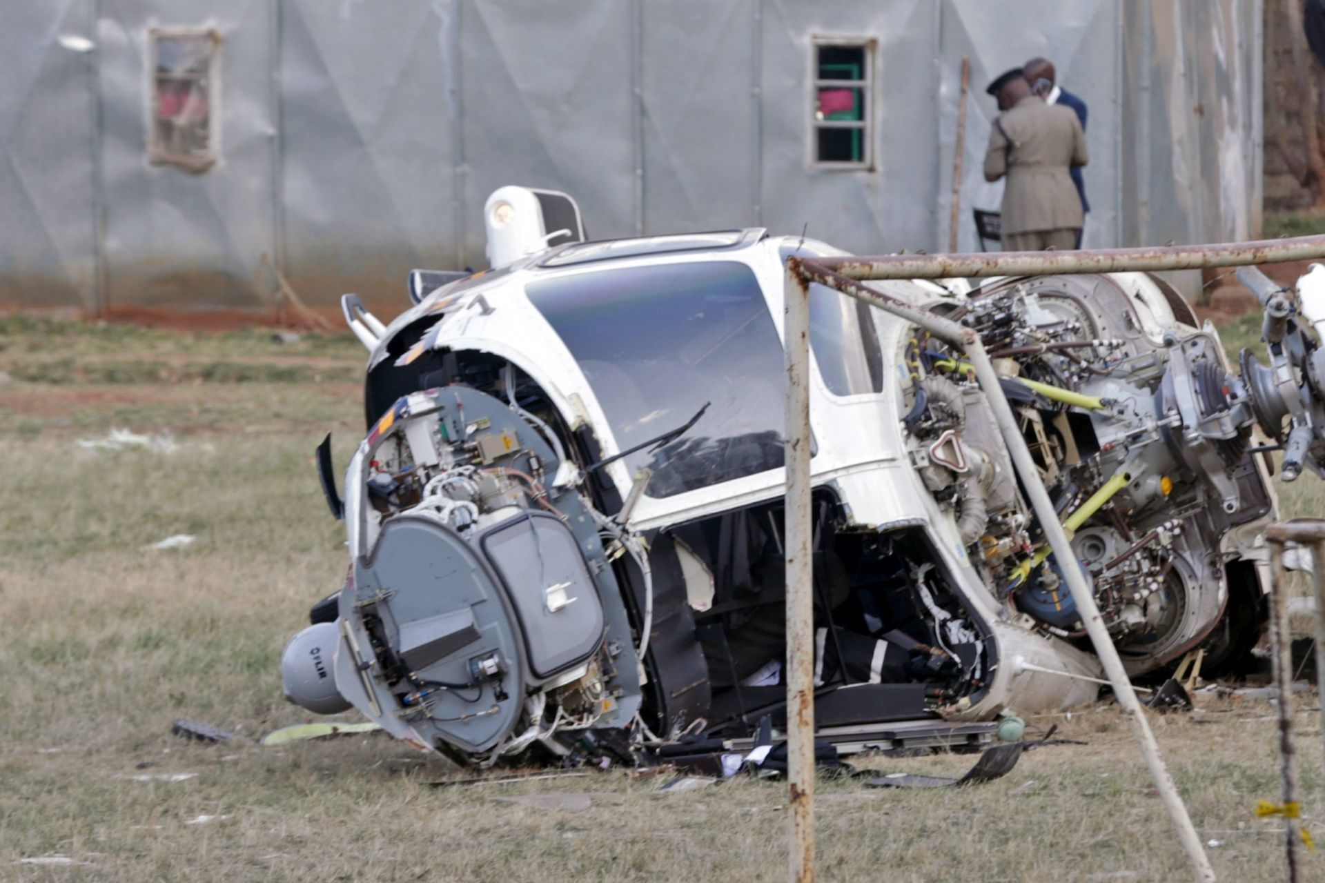 SUDAR ZRAKOPLOVA: Iznad kanadskog trgovačkog centra poginuo pilot