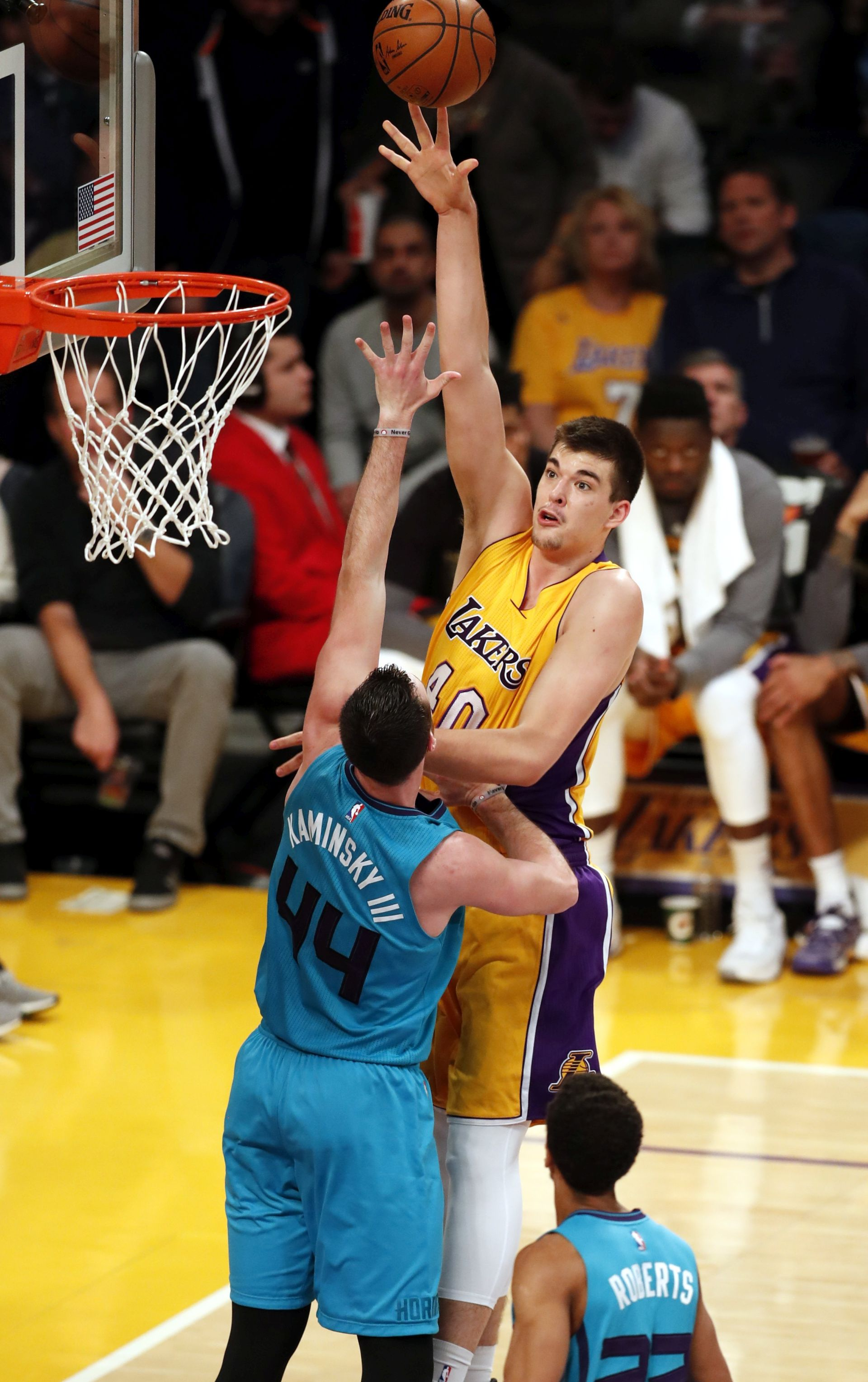 NBA LJETNA LIGA Odlični Žižić, Zubac i Bender, pobjede Celticsa i Lakersa, poraz Sunsa