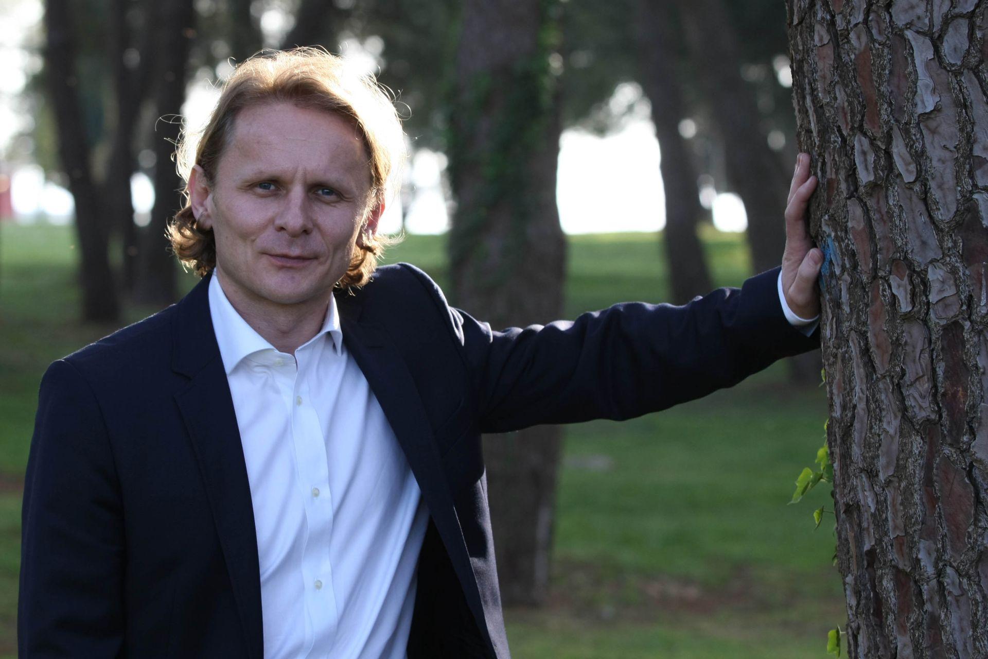 VELIKI USPJEH: Ivan Đikić dobio 2,5 milijuna eura vrijedan projekt