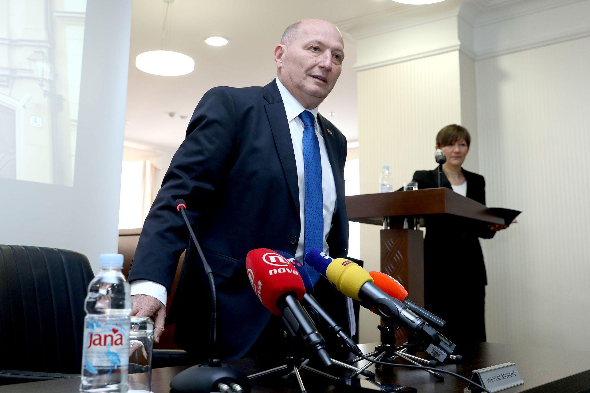 NAJAVLJENE NOVE ODLUKE: Šeparović kandidat za još jedan mandat na čelu Ustavnog suda