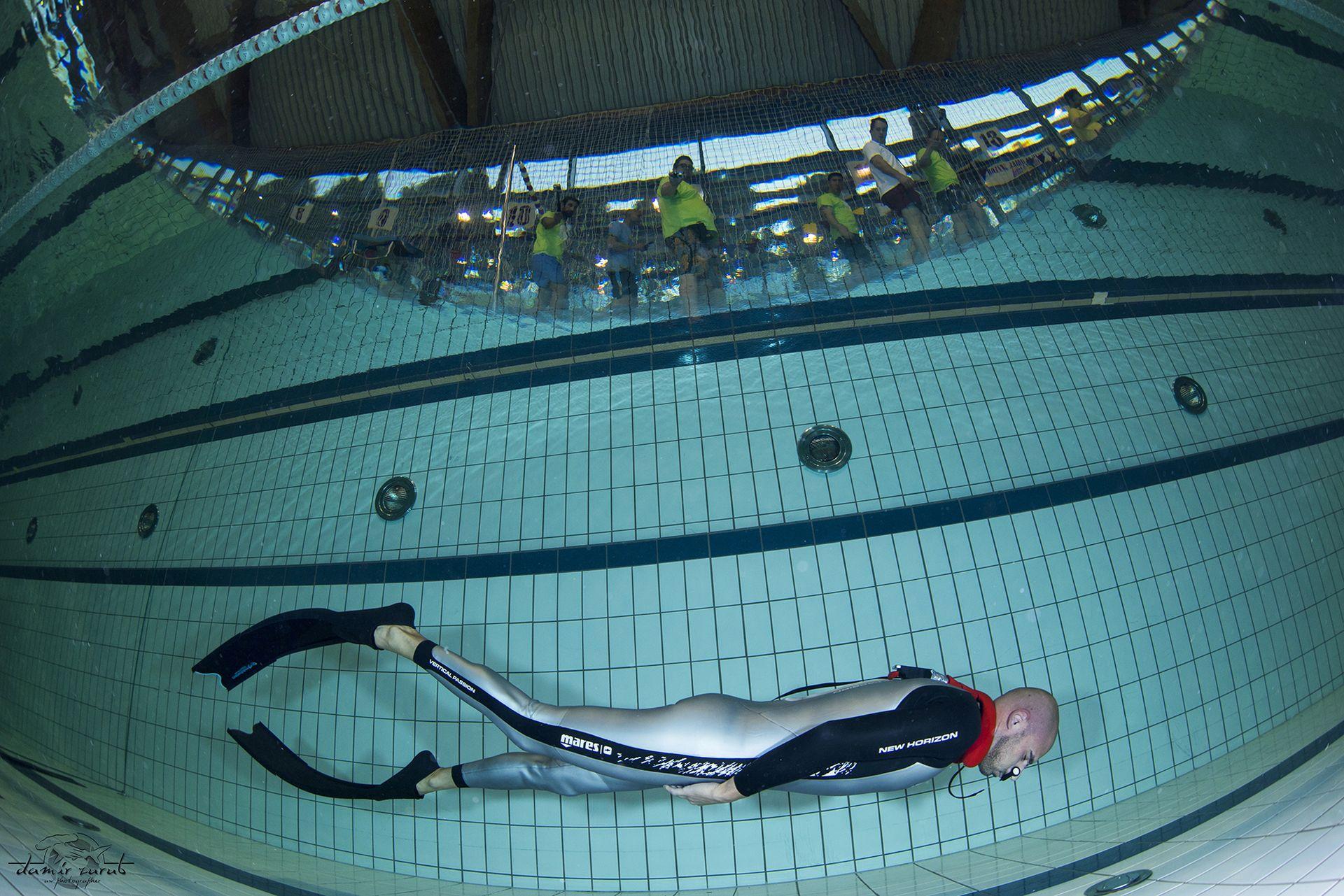 RONJENJE NA DAH Goran Čolak srušio još jedan svjetski rekord