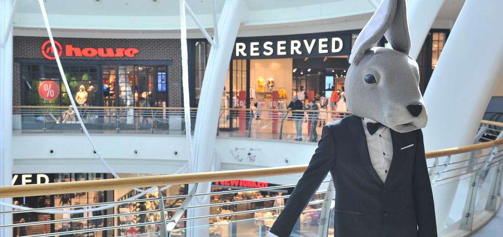 FOTO: Gospodin Zec odabire najzanimljivije posjetitelje Arena centra