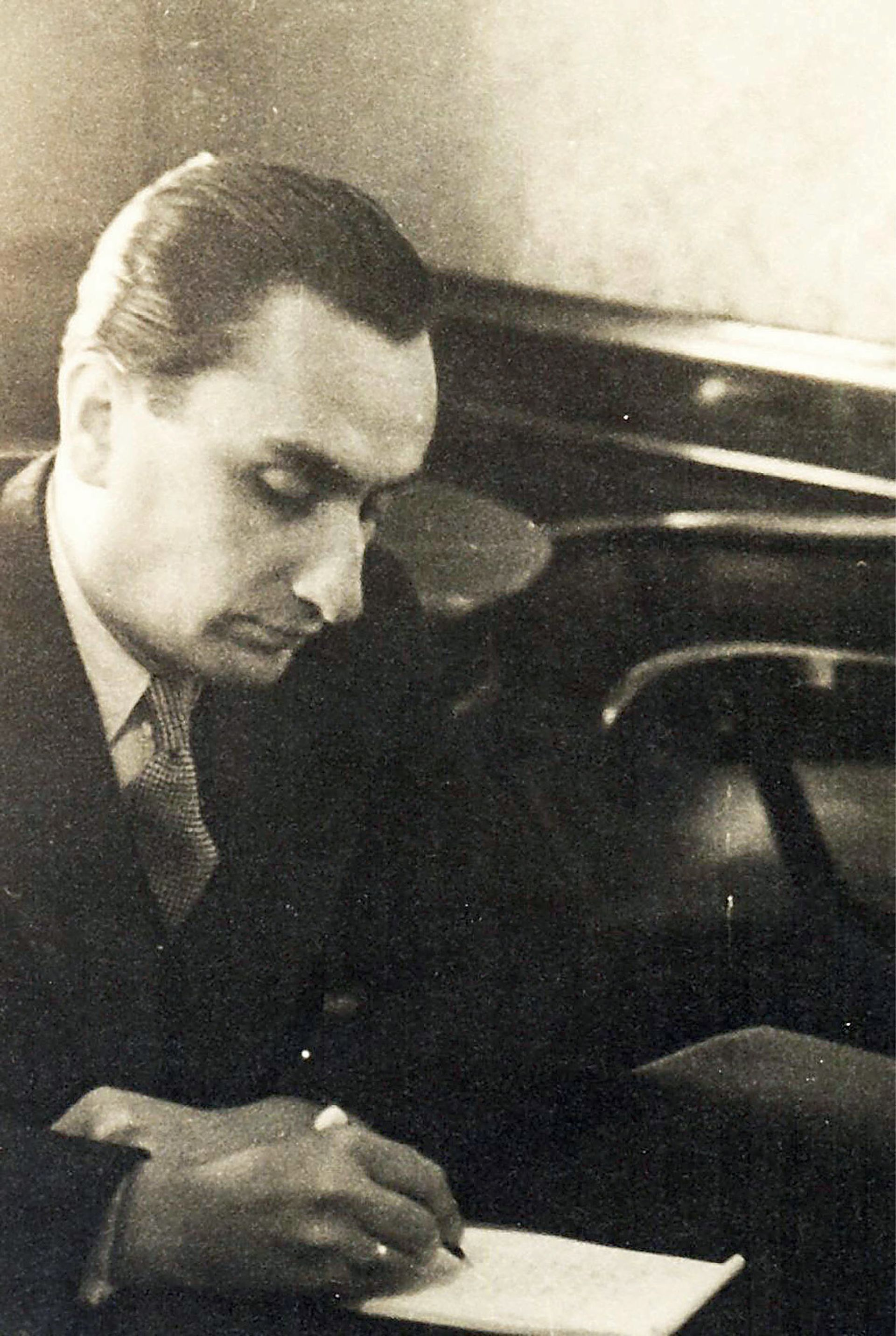 FELJTON Novinar u pokretu otpora Pavelićevu ustaškom režimu
