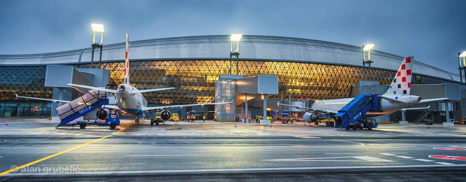 CROATIA AIRLINES U prvih devet mjeseci ove godine prevezeno ukupno 1 656 396 putnika