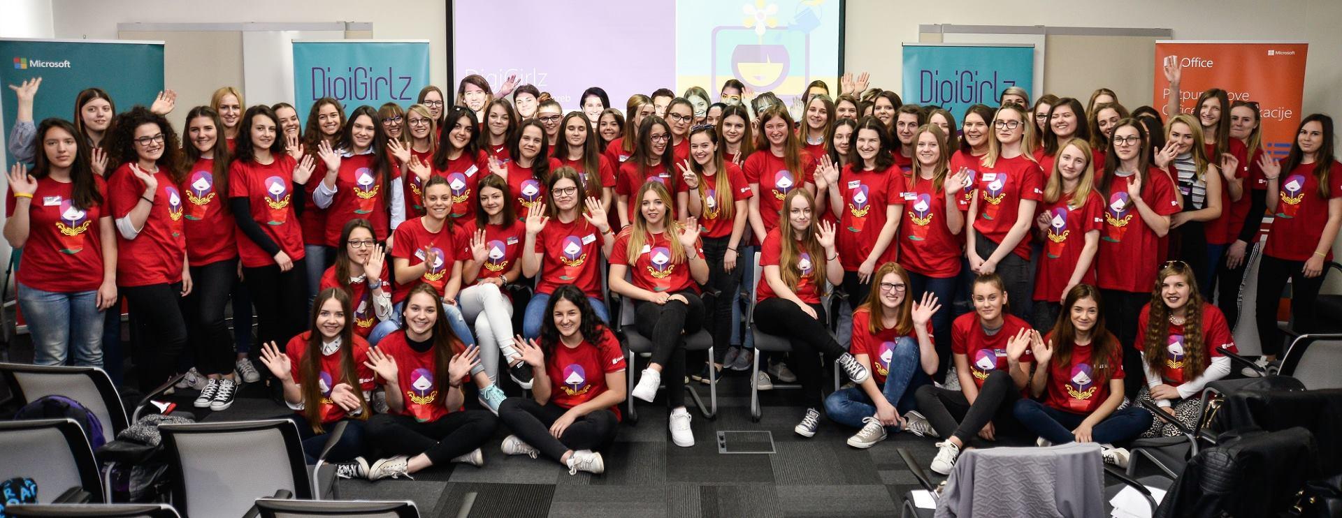 DIGIGIRLZ Učenice srednjih škola otkrile prednosti karijere u IT industriji