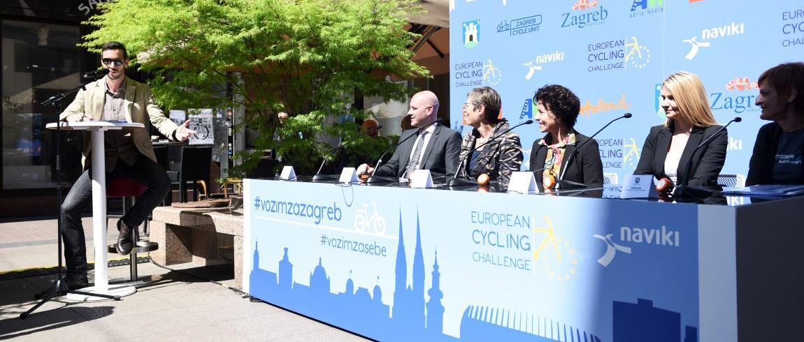 FOTO: GRAD ZAGREB Uključite se u humanitarni Europski biciklistički izazov