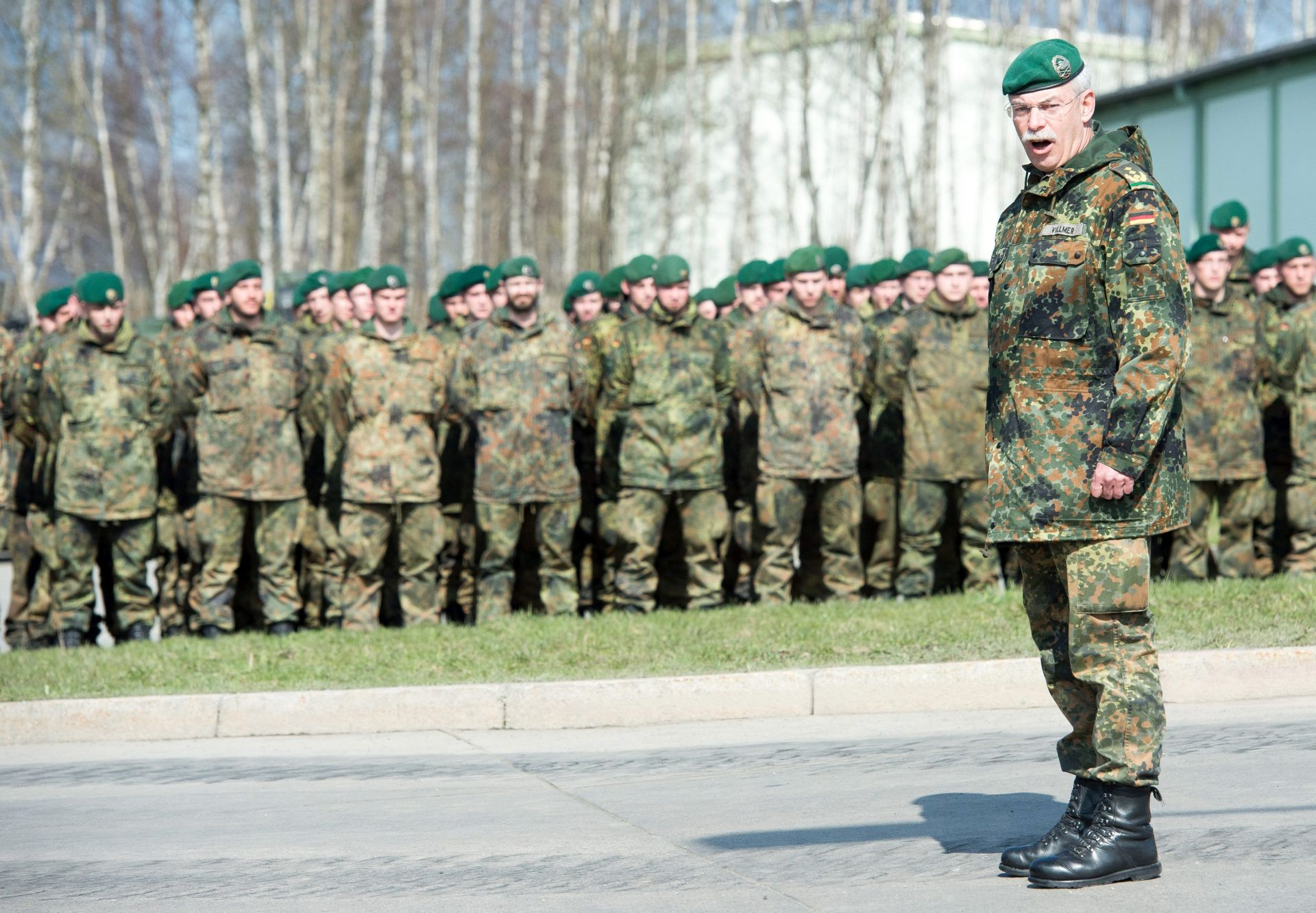 NJEMAČKA 'Bundeswehr u lošem stanju'
