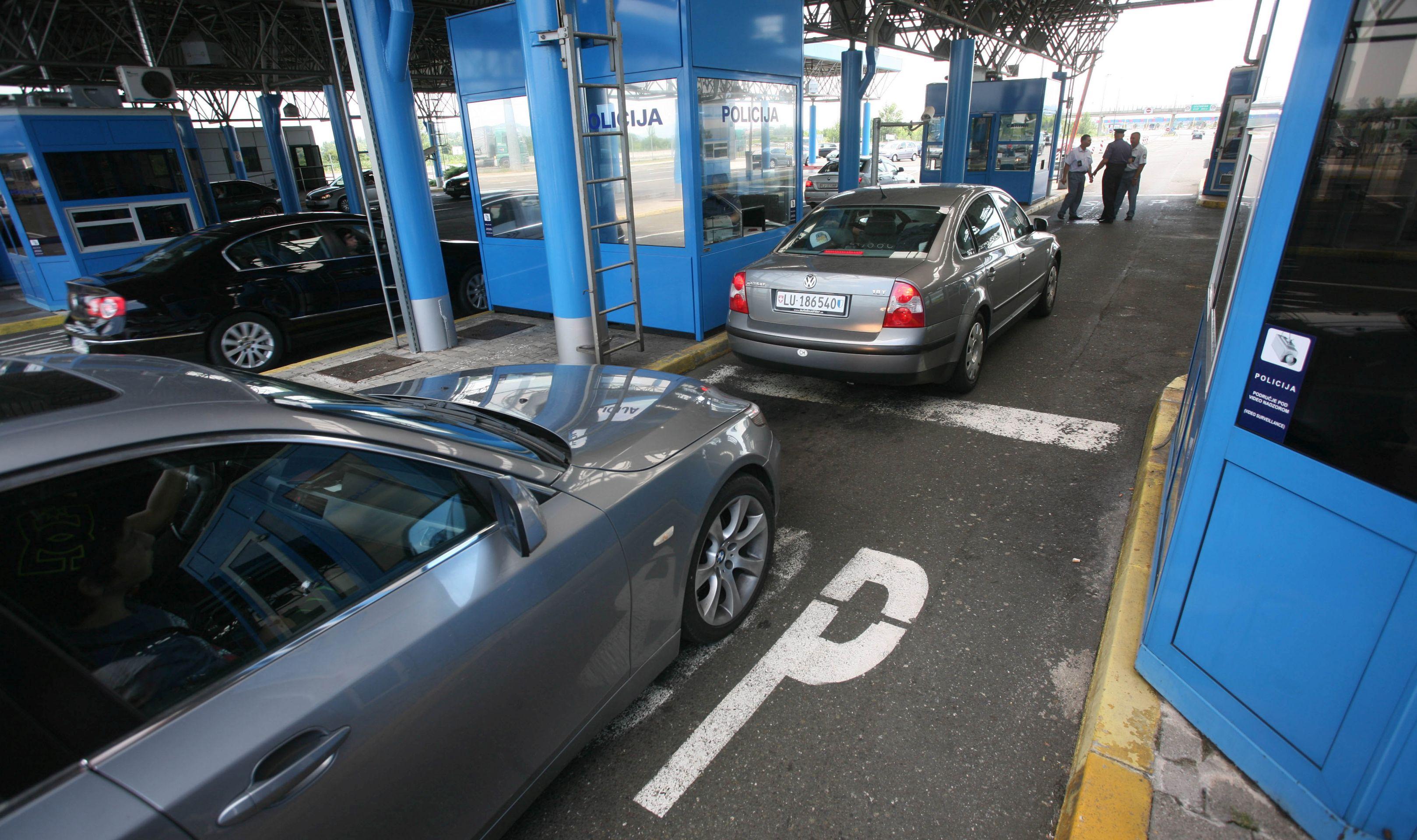 Od petka na granici sa Slovenijom mogući povremeni zastoji