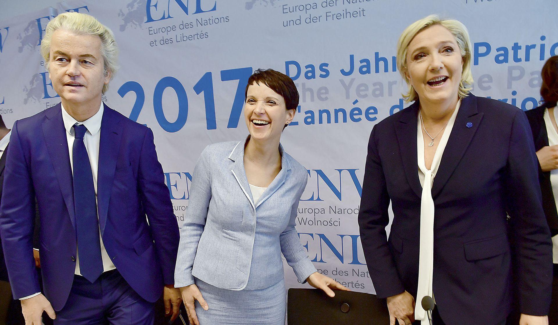 Početak propasti plana europske desnice o rušenju Europske unije