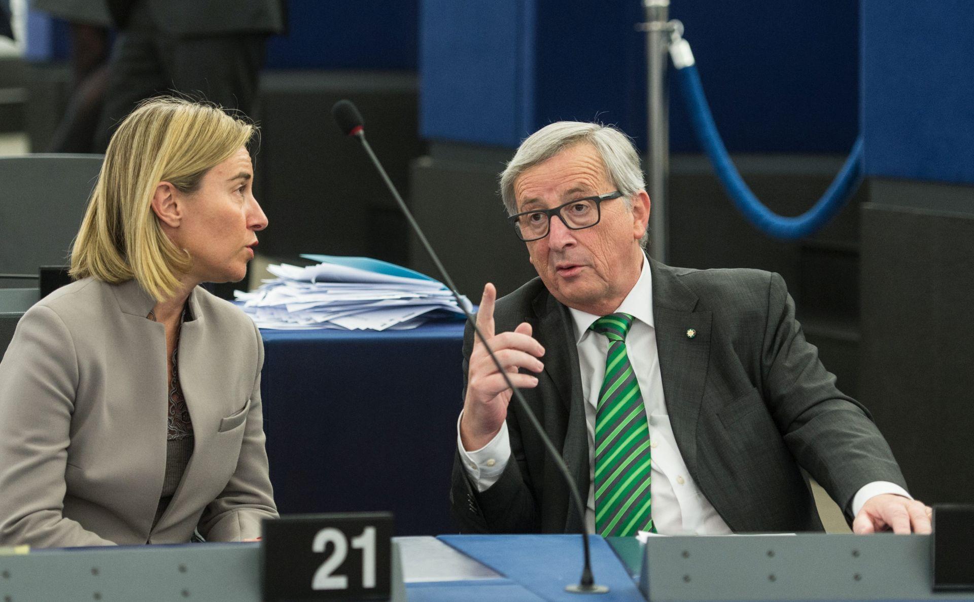 BEOGRAD Juncker i Hahn o Strategiji EU za zapadni Balkan