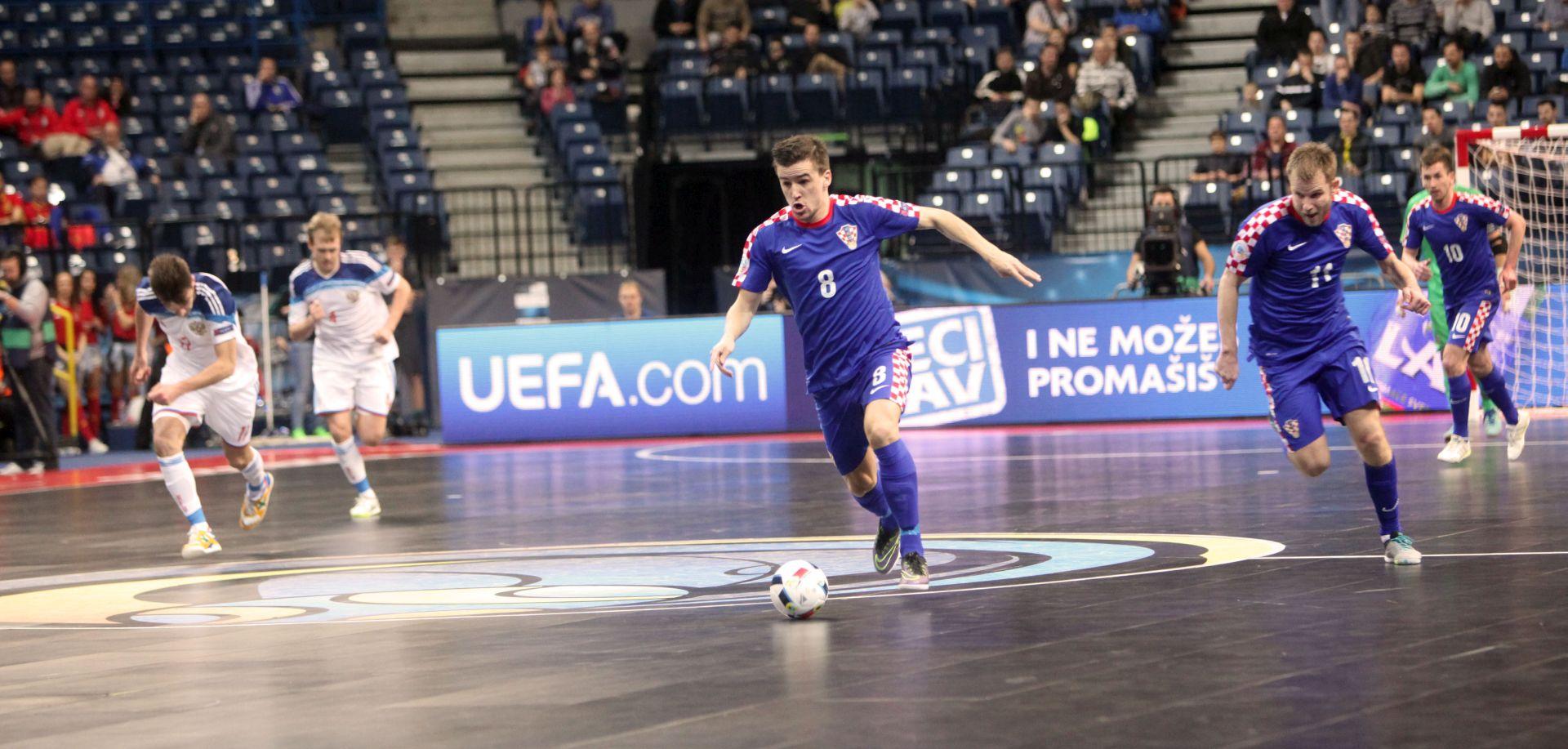 Hrvatska futsal reprezentacija ostala bez direktnog plasmana na EP