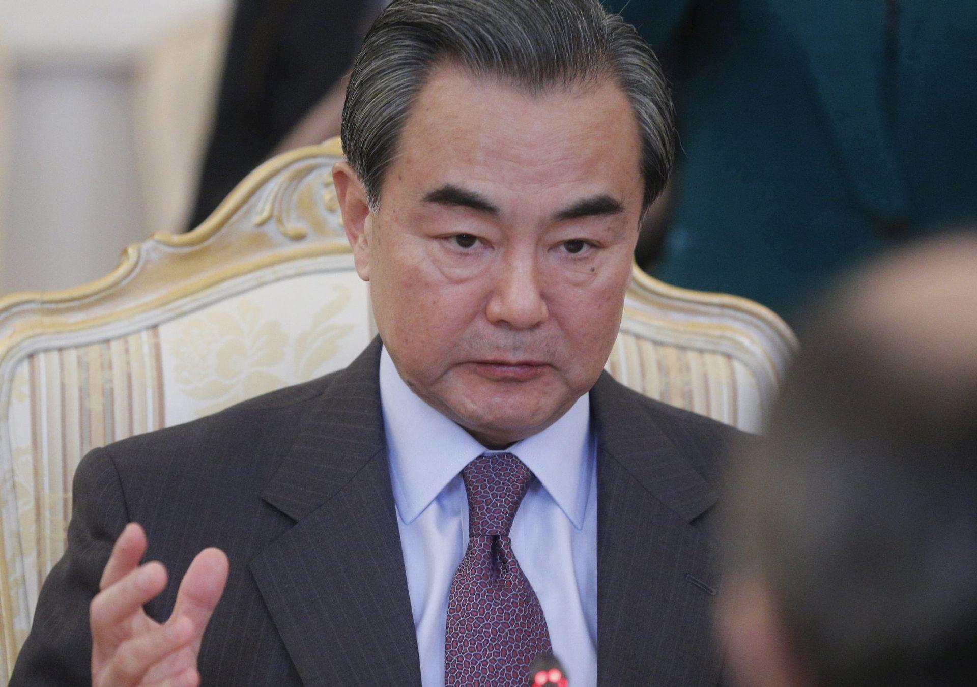VIDEO: Wang Yi kreće u službeni posjet Rusiji