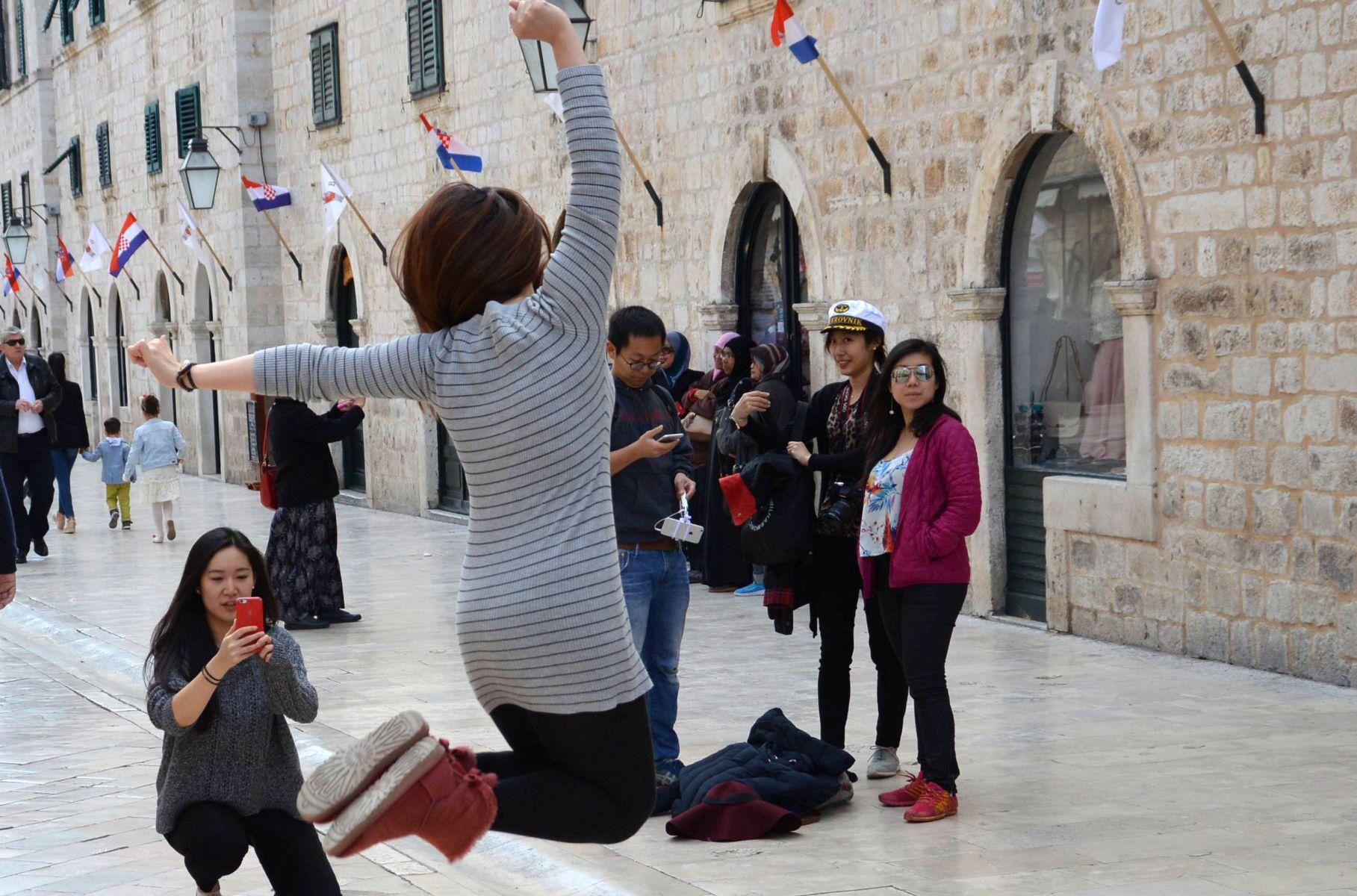 Za Uskrsne blagdane u Dubrovniku gotovo 12 tisuća gostiju