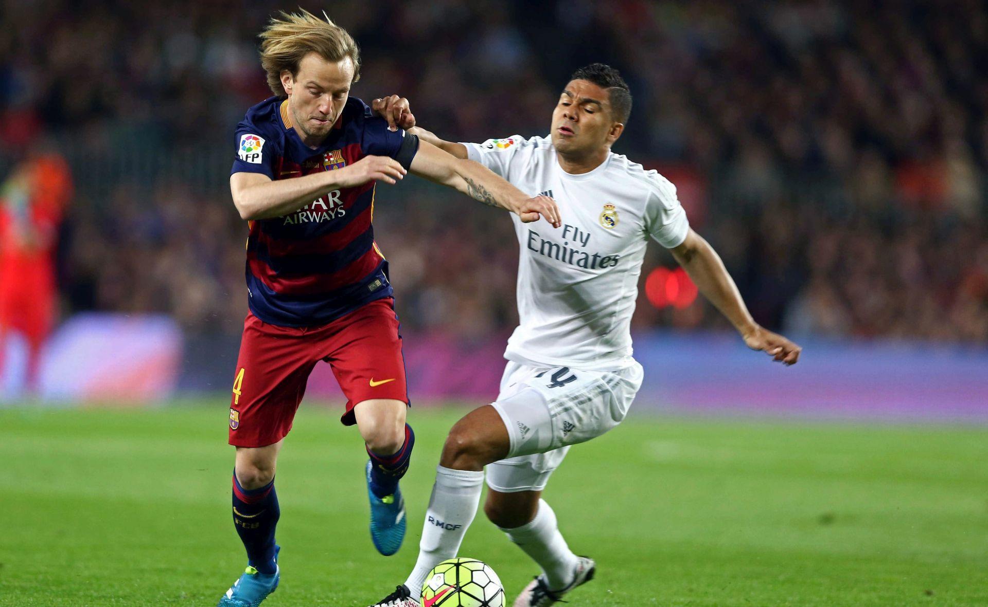 Neymar najbrži, Rakitić najsporiji