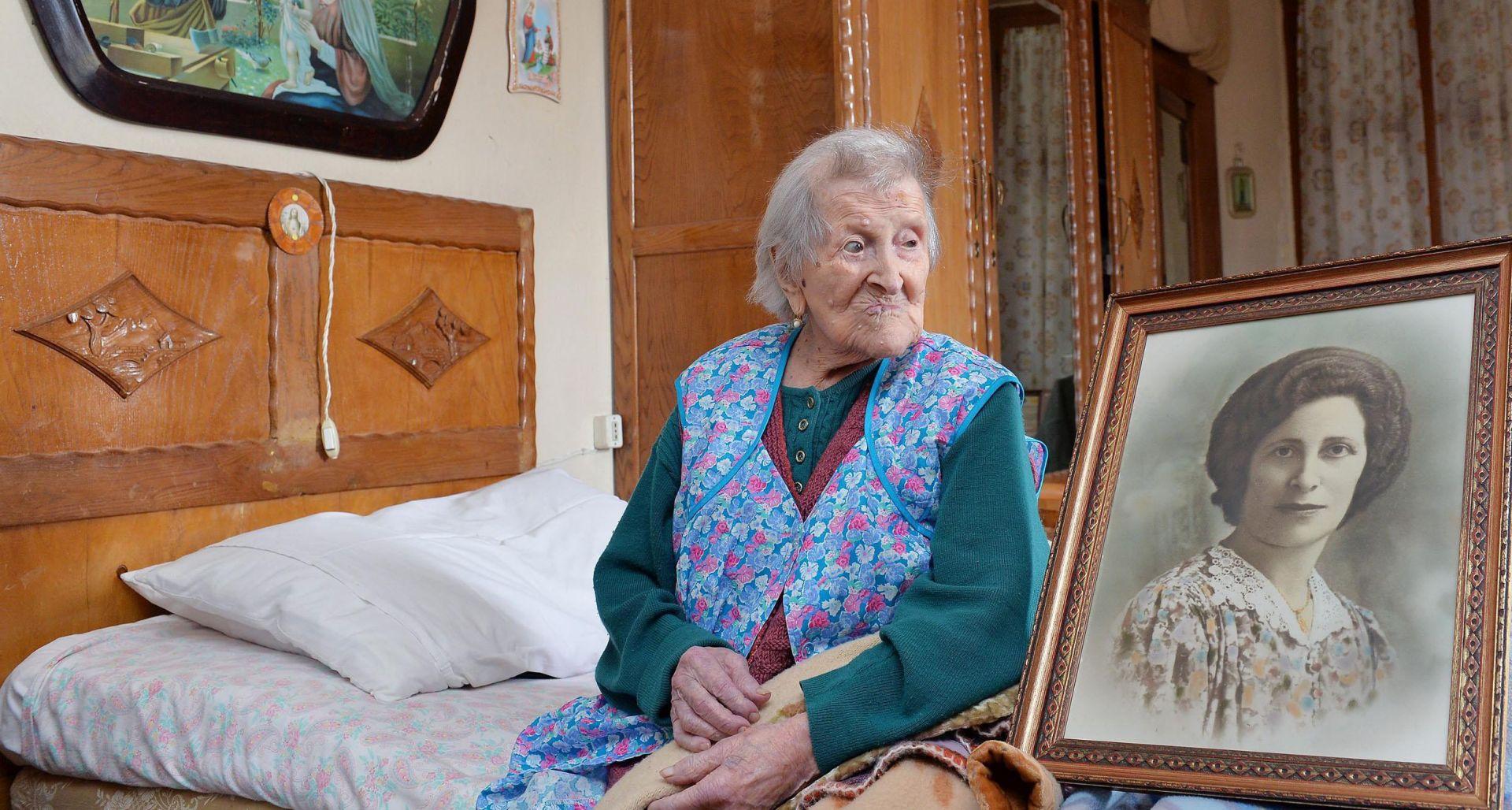 U dobi od 117 godina umrla Emma Morano, najstarija osoba na svijetu