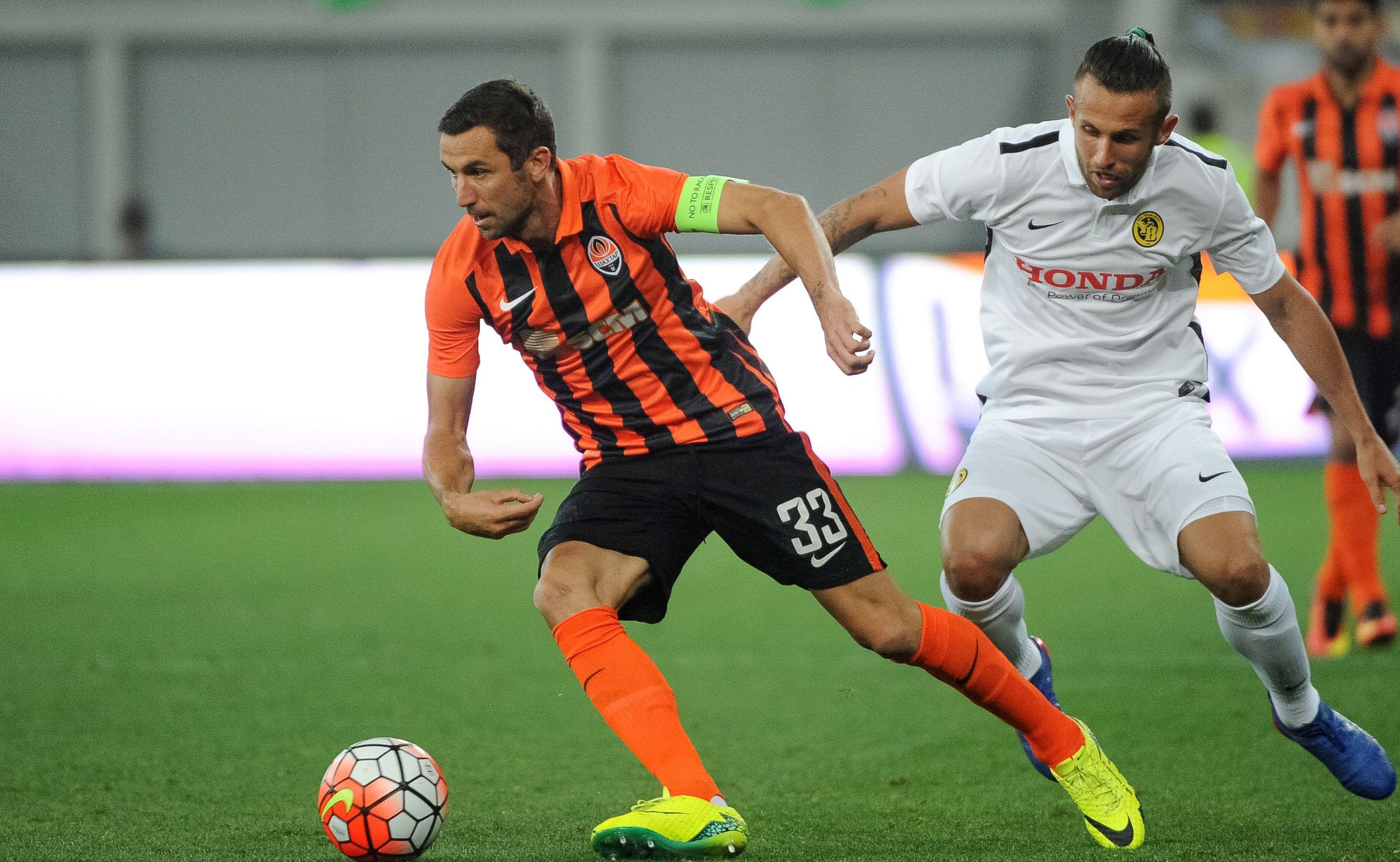 Dinamo Kijev – Šahtar 0-1