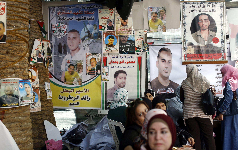 Izraelci ne kane pregovarati s palestinskim zatvorenicima koji štrajkaju glađu