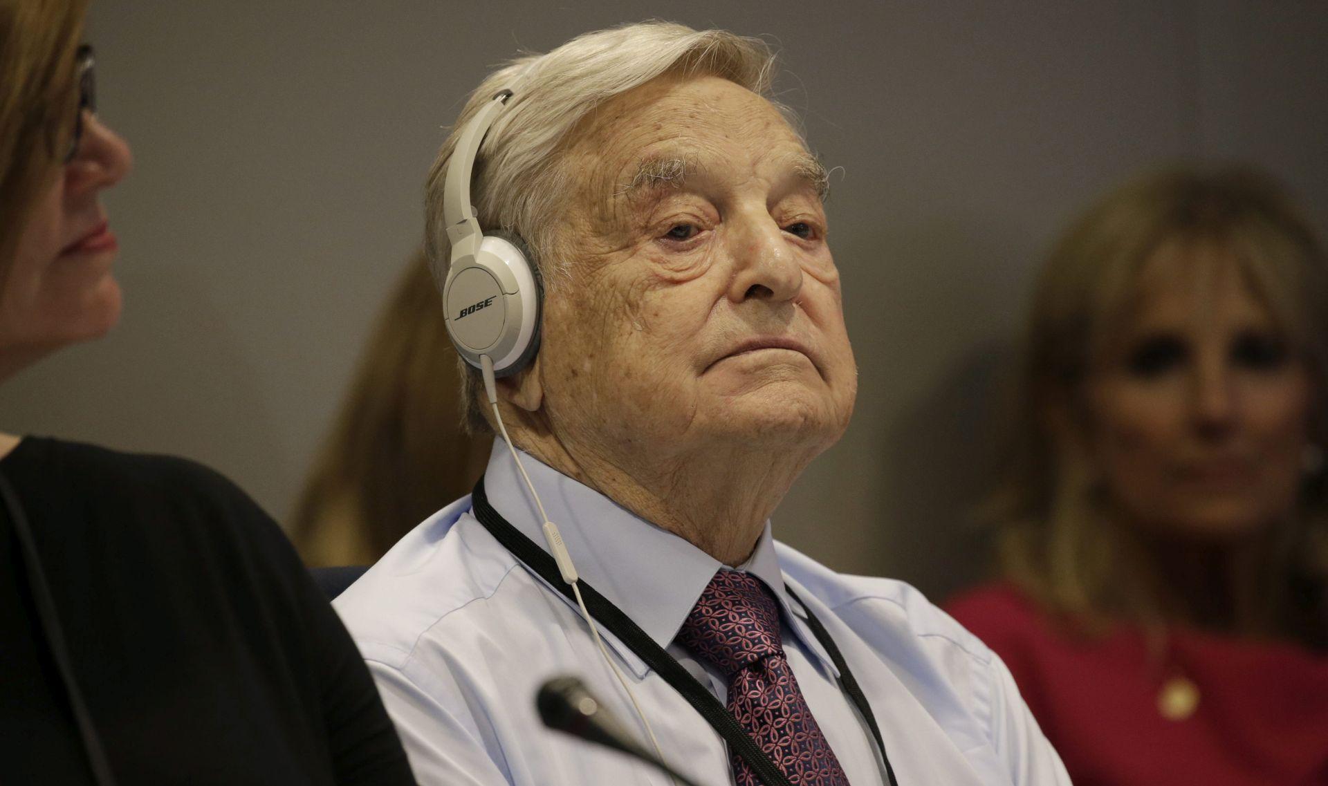 IZAZIVA KRITIKE Soros lobira za jačanje integracije euro zone