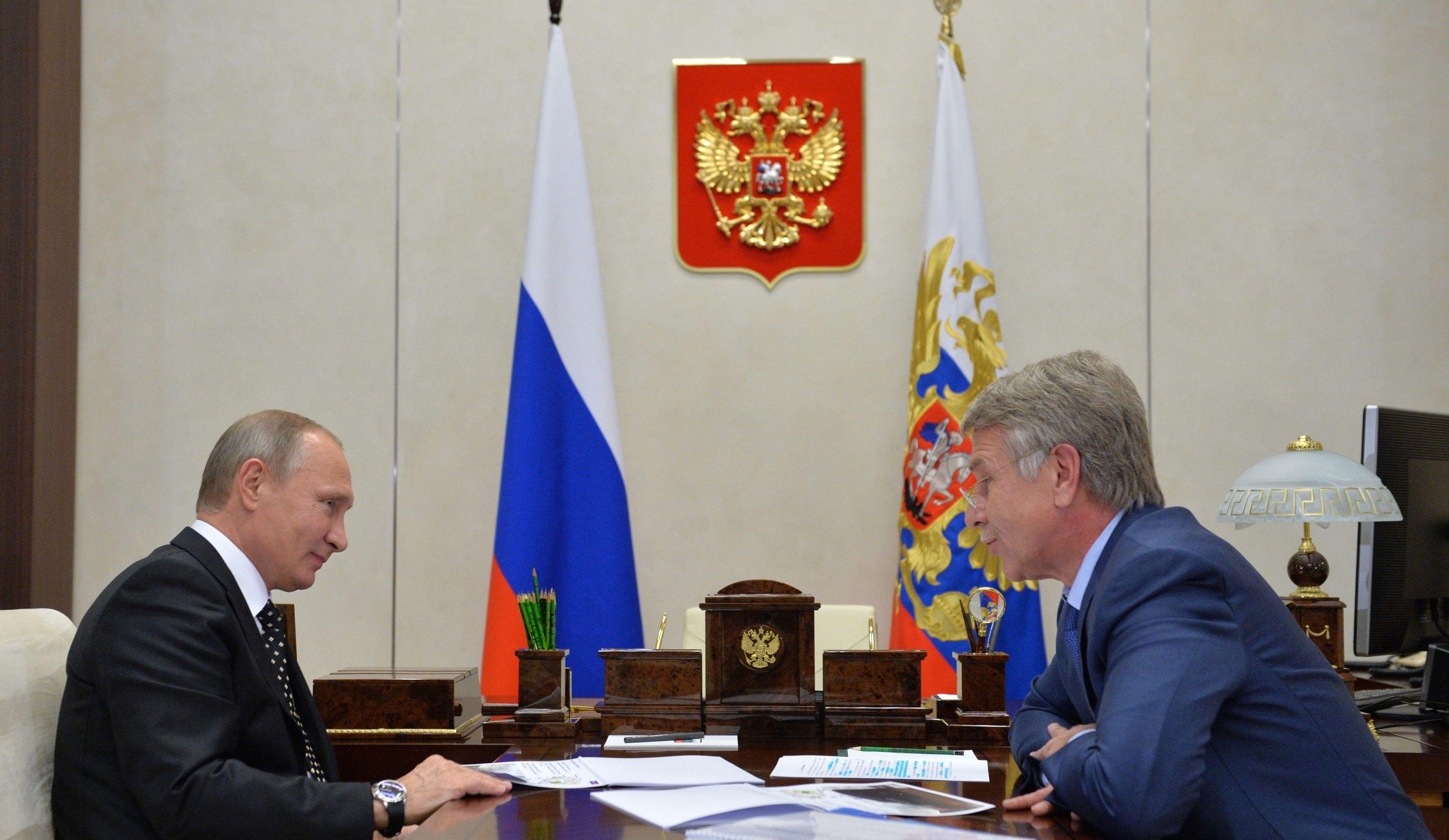 FORBES 'Najbogatiji Rus je energetski tajkun Leonid Miheljson'