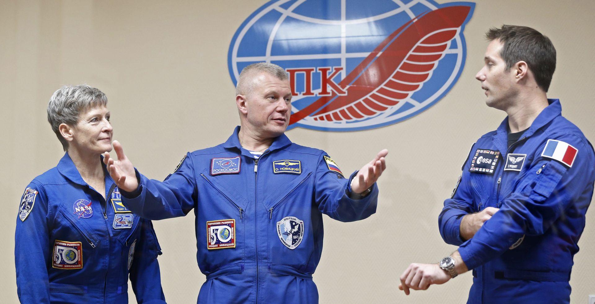 Najiskusnija američka astronautkinja preuzela zapovjedništvo nad ISS-om