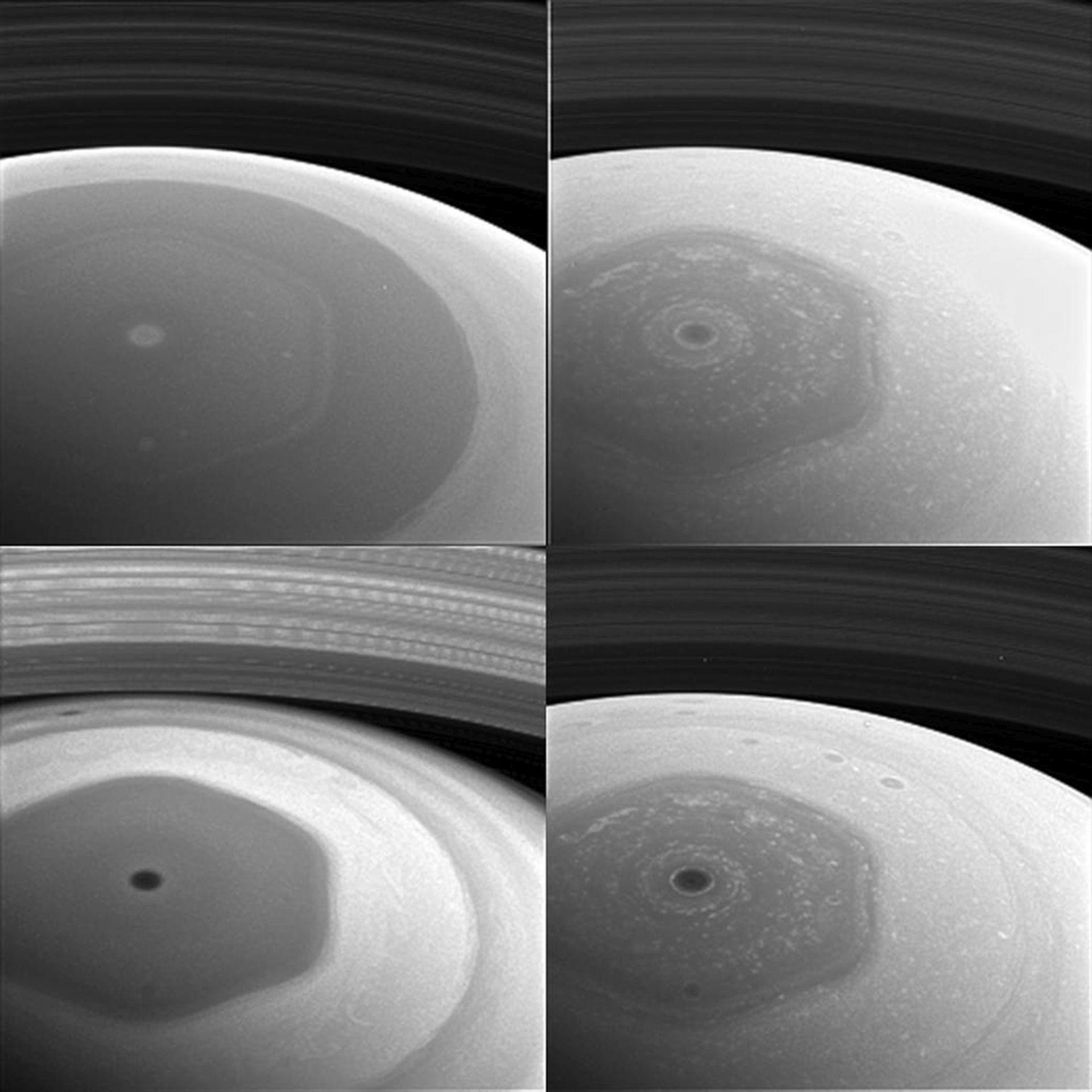 Vodik u ledenim gejzirima Saturnova mjeseca možda može održavati život mikroba