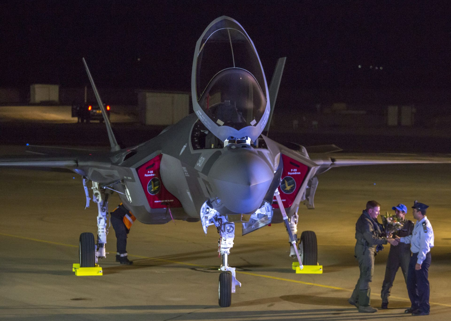 SAD rasporedio lovce F-35 u Europu kako bi ojačao NATO