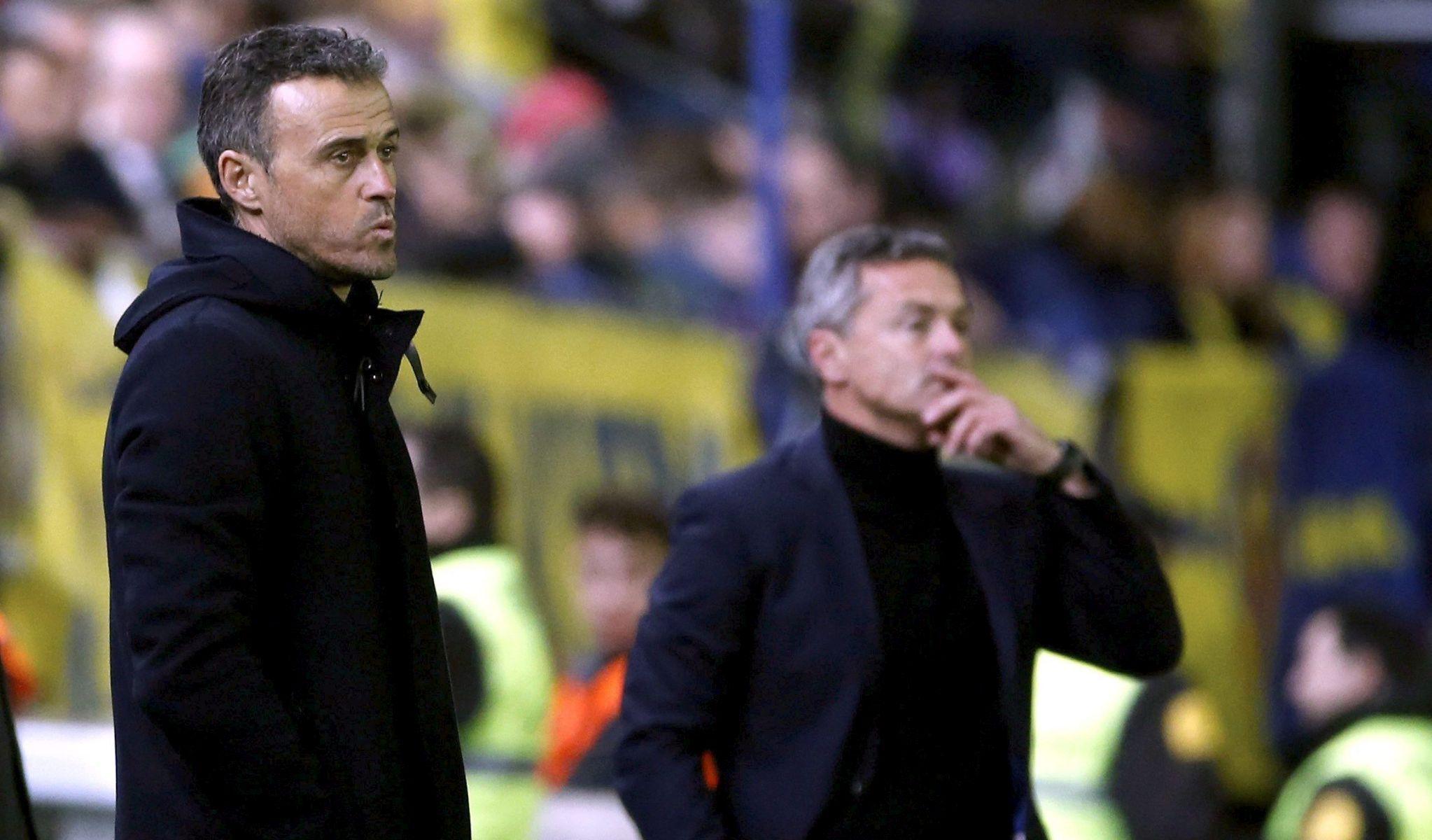 Trener Enrique i stoper Piqué priznaju da je Juventus zaslužio prolaz u polufinale
