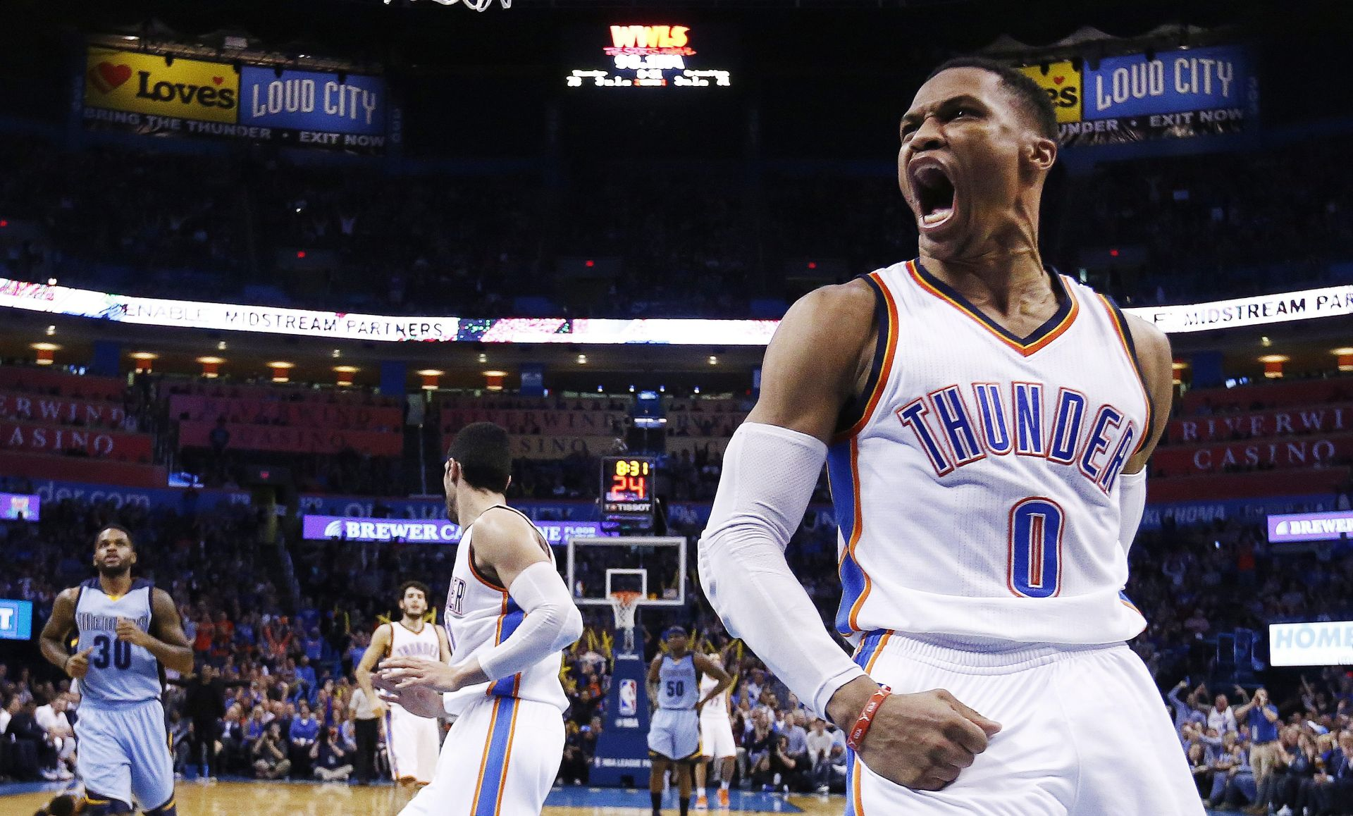 NBA Westbrook postao novi 'triple-double' rekorder