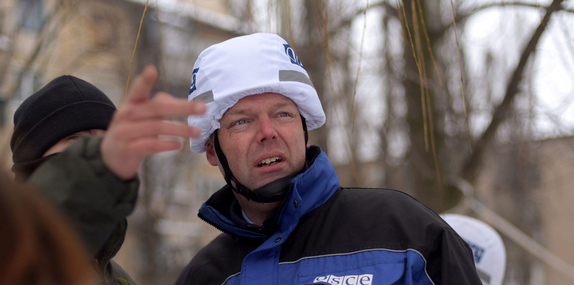Promatrač OESS-a ubijen u Ukrajini Amerikanac, ranjeni Čeh i Nijemac