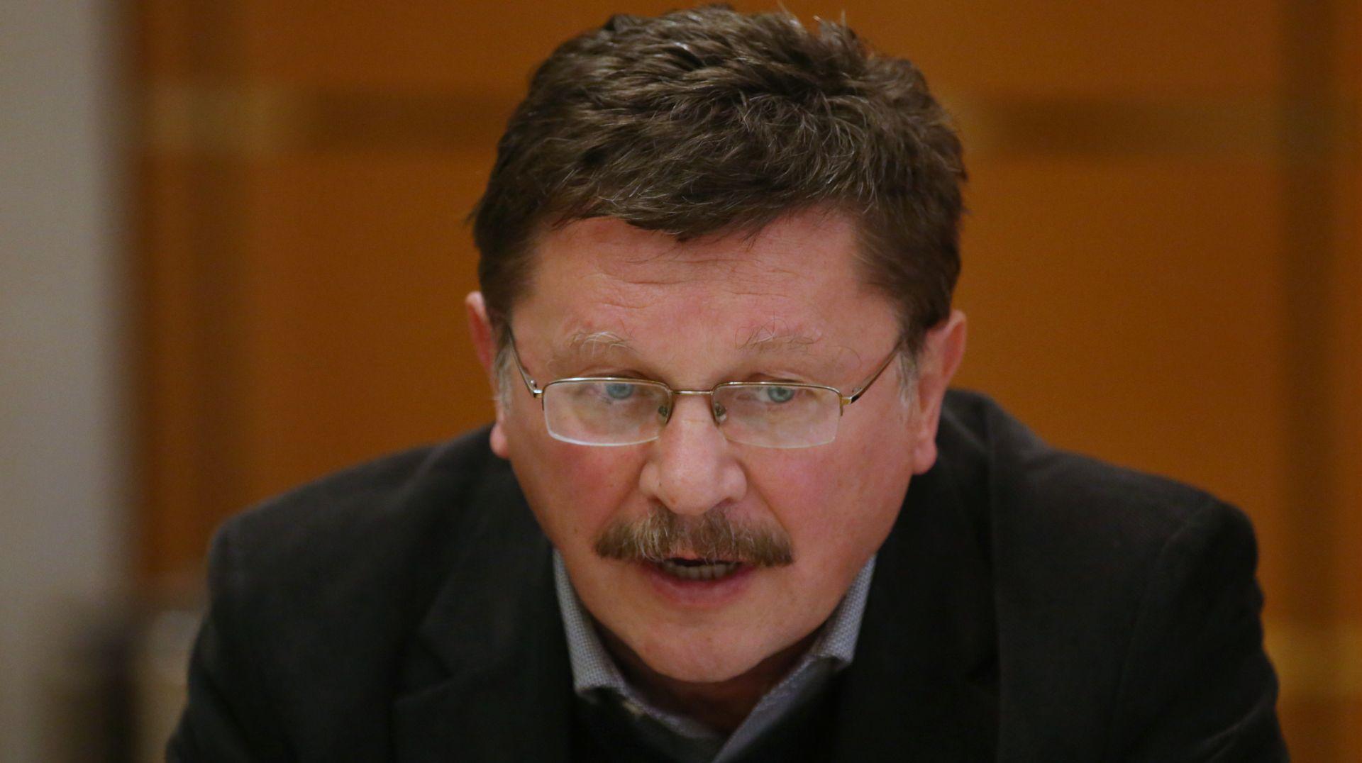VILIM RIBIĆ 'Sud ne razumije autonomiju sveučilišta'