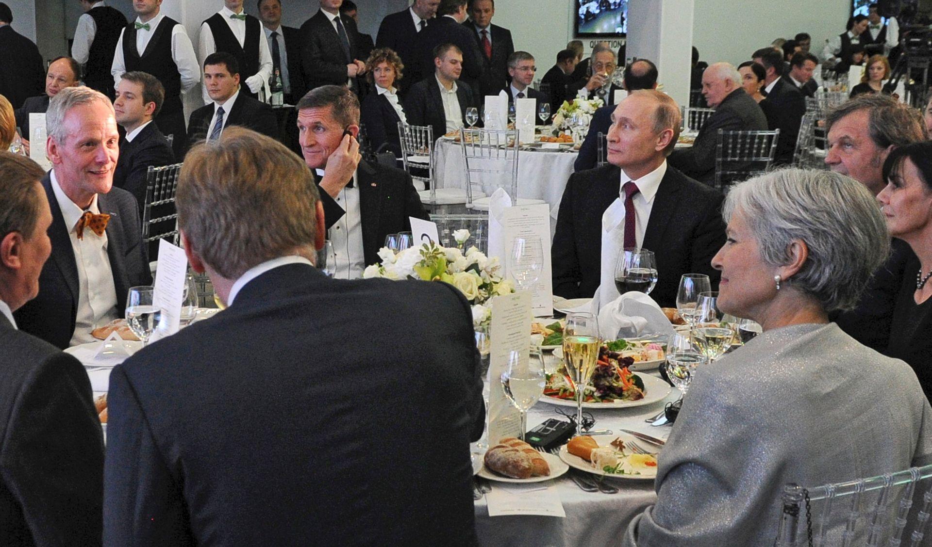 Flynn nije objavio uplate ruskih tvrtki