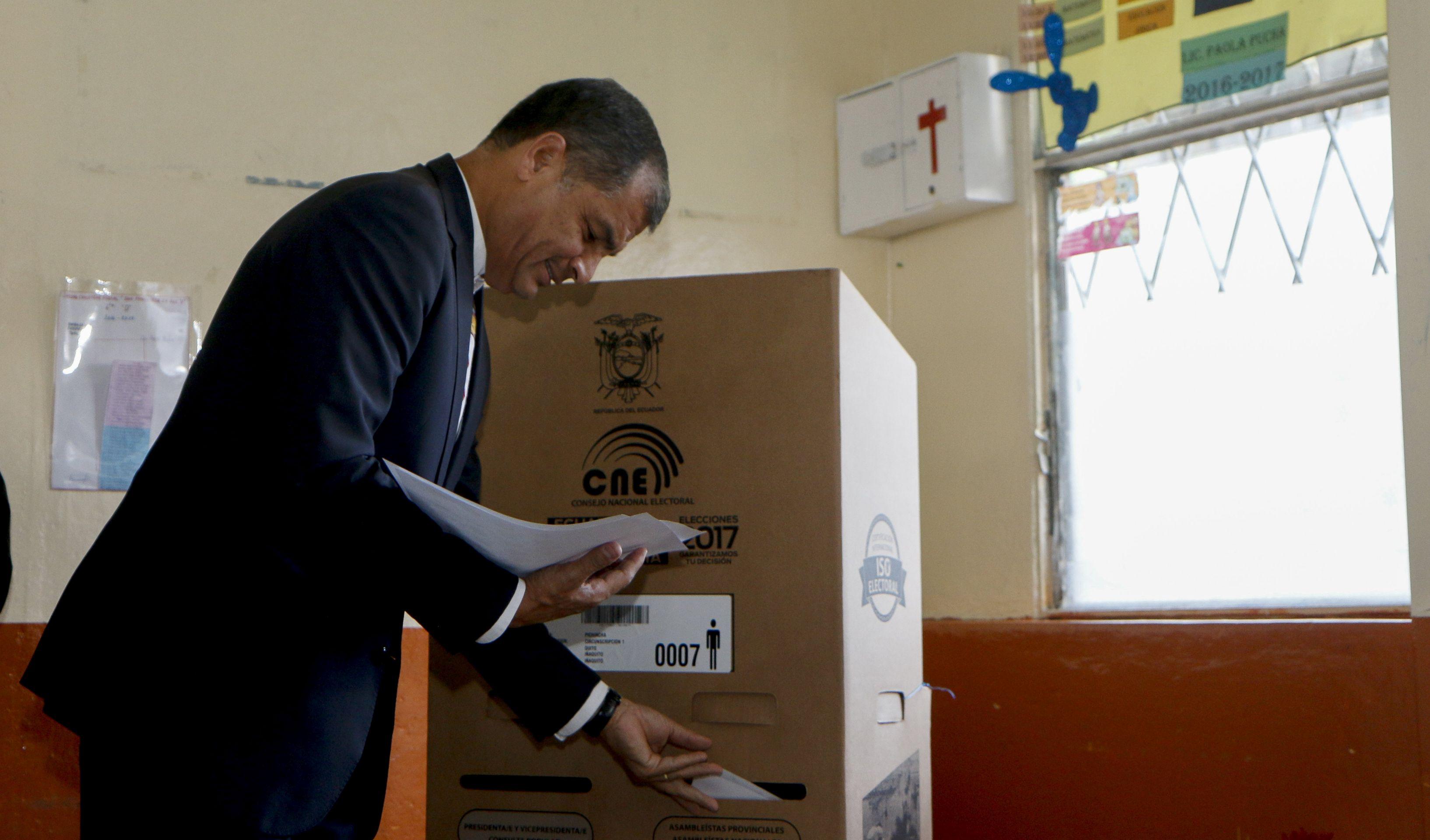 Ključni predsjednički izbori za ljevicu u Ekvadoru