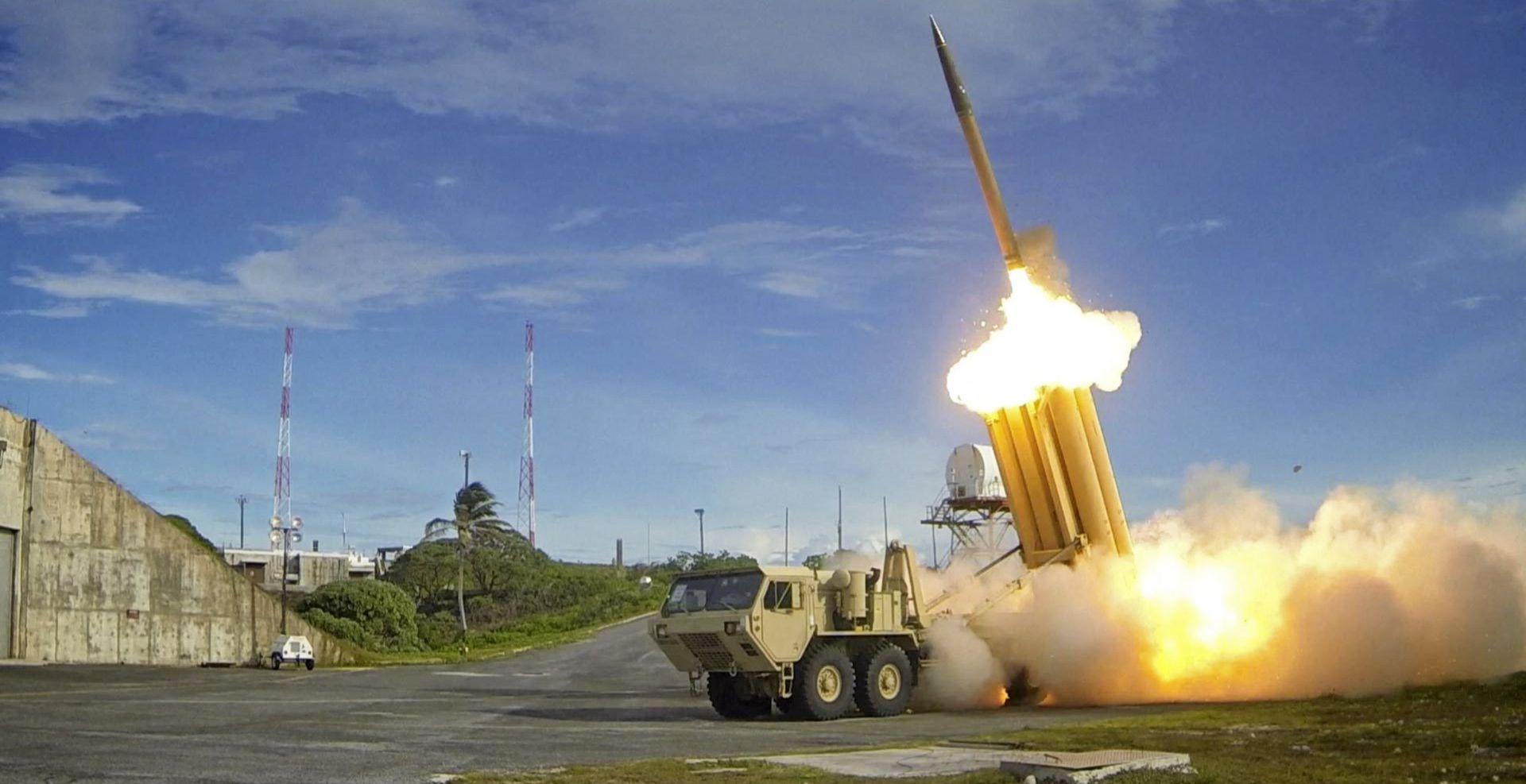 U Južnu Koreju stigli prvi dijelovi američkog proturaketnog štita THAAD