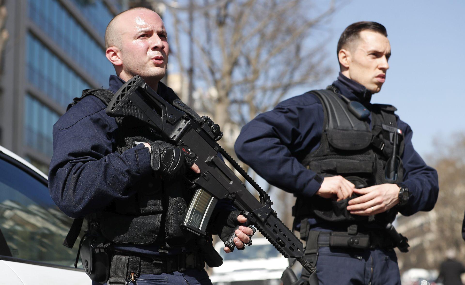 Zbog planiranog napada tijekom izbora uhićena dvojica muškaraca u Marseilleu