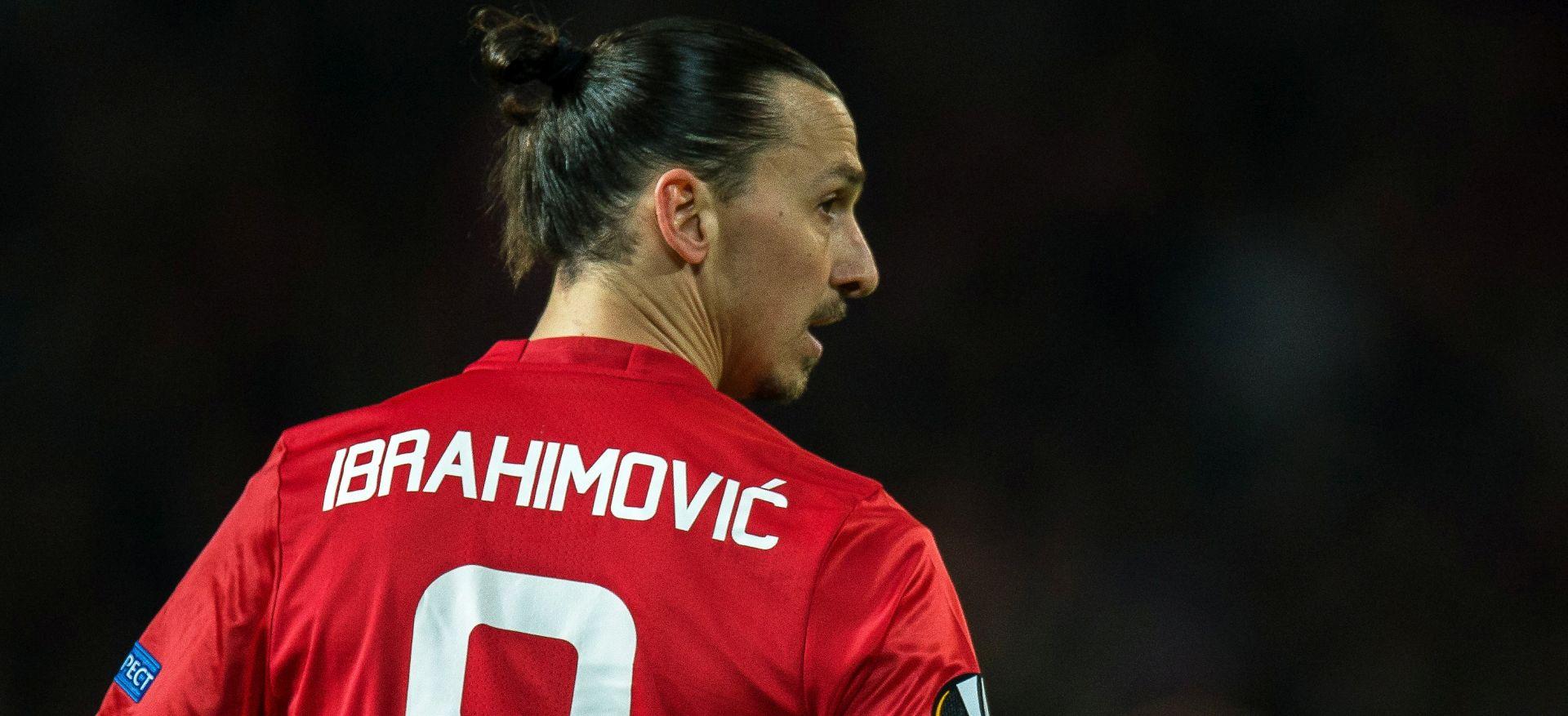 Ibrahimović 'out' najmanje sedam mjeseci