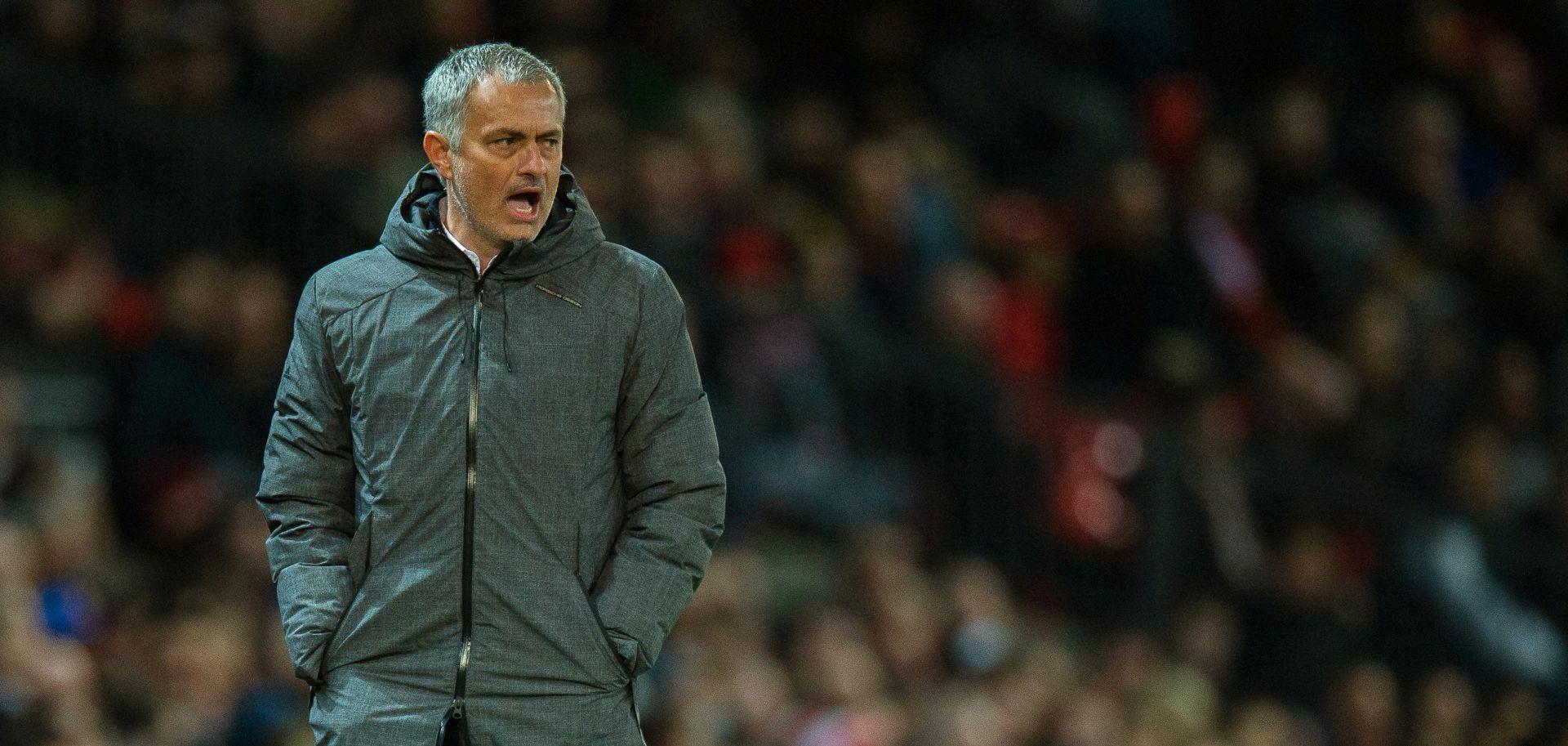 """Mourinho za remi okrivio neefikasne napadače: """"Da sam ja branič Uniteda, bio bih vrlo ljut na svoje napadače"""""""