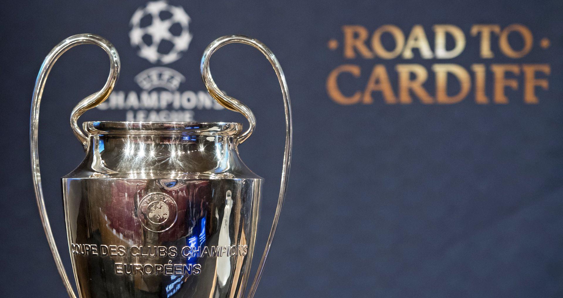 ŽDRIJEB LIGE PRVAKA Real – Atletico i Monaco – Juventus u polufinalu